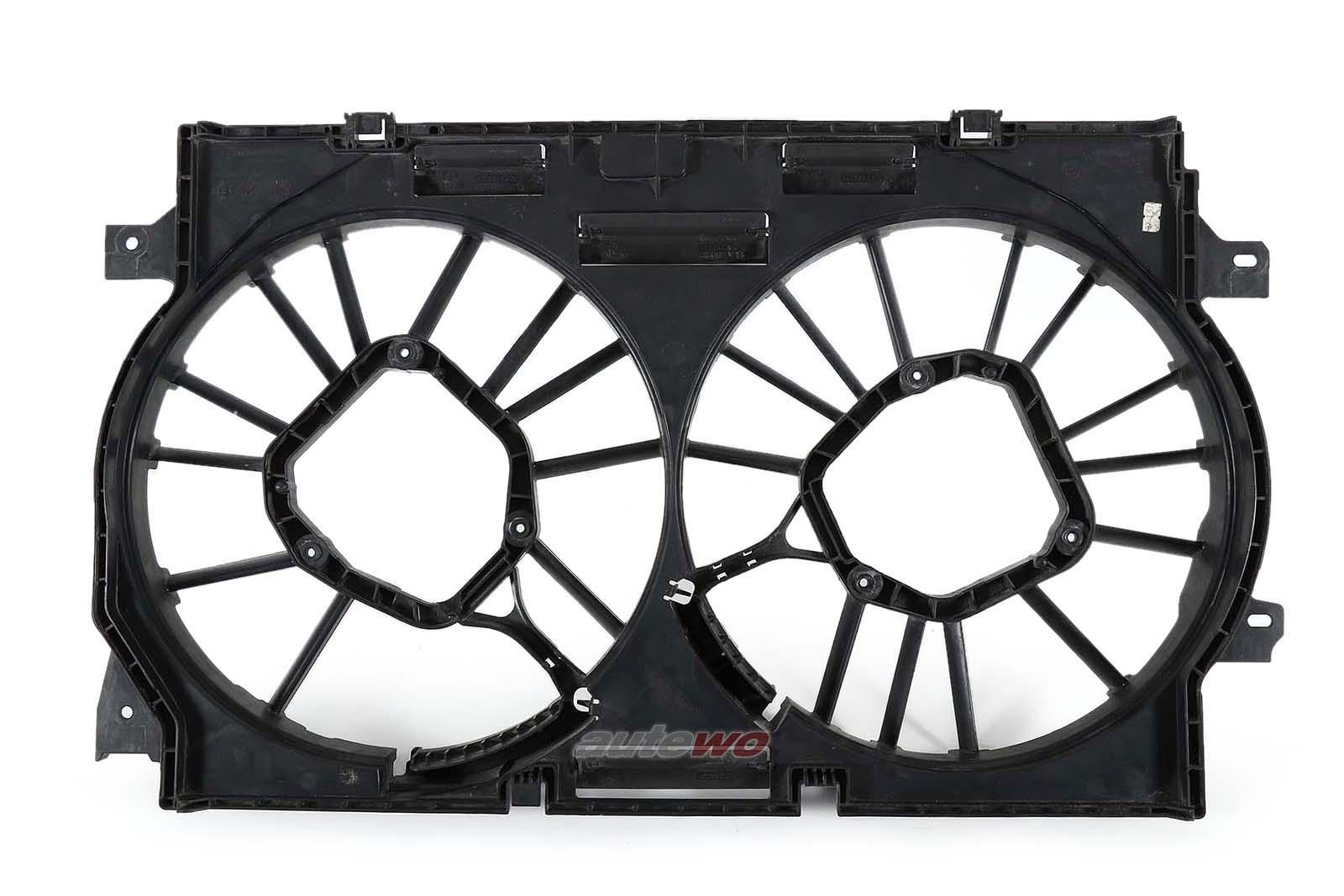 4F0121003AB Bosch 0130706897 Audi S6/RS6 4F Zarge für Elektrolüfter