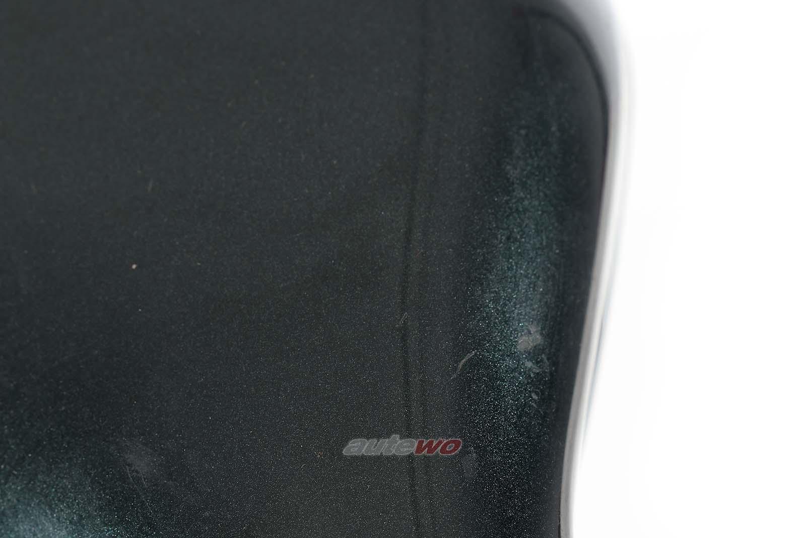 893857502H Audi 80/90/Coupe/Cabrio 89/B4 elektr. Außenspiegel Rechts grün