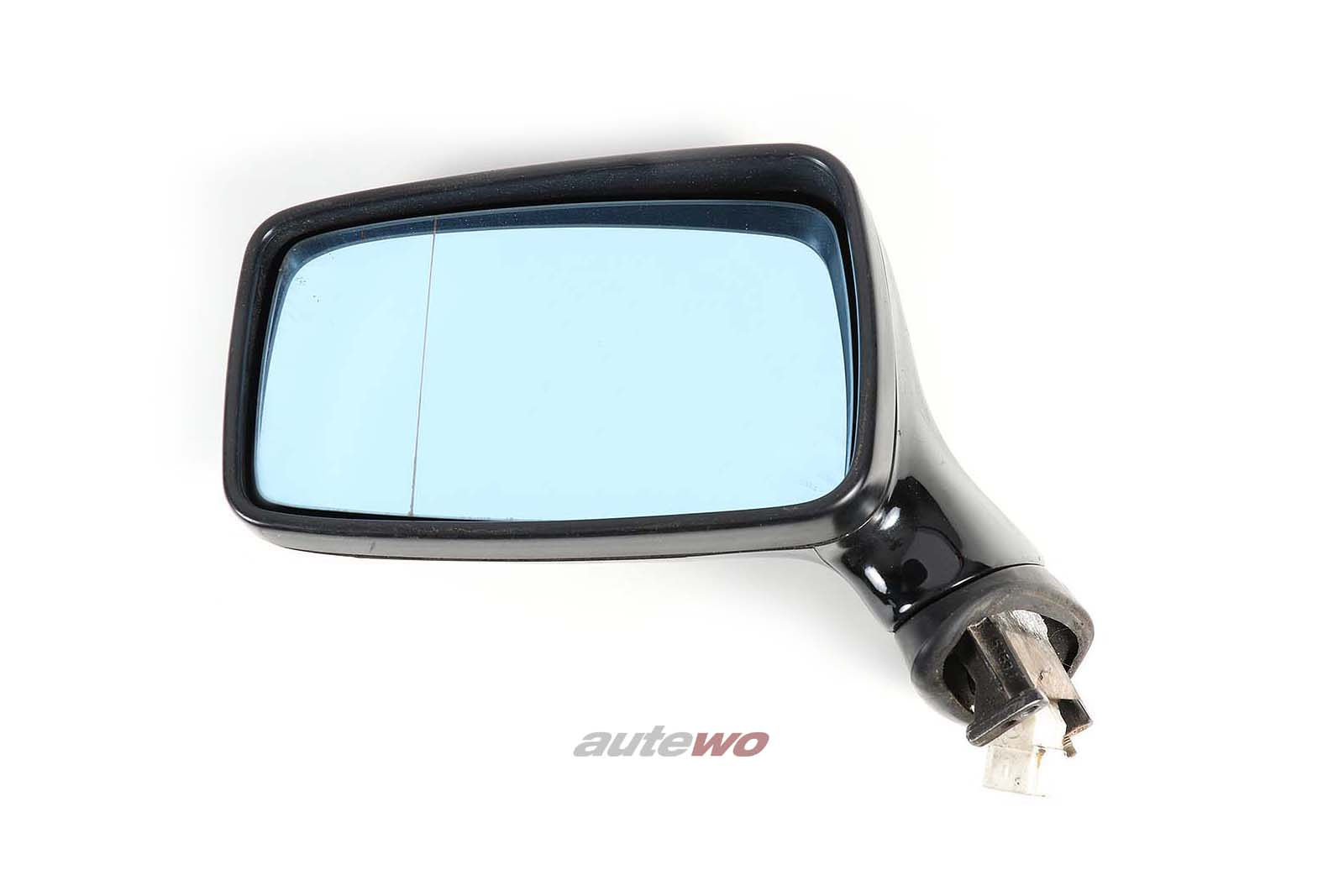 893857501H Audi 80/90/Coupe/Cabrio 89/B4 elektr. Außenspiegel Links schwarz