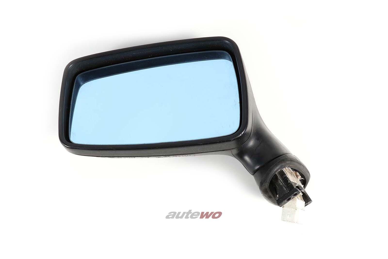 893857501H Audi 80/90/Coupe/Cabrio 89/B4 elektr. Außenspiegel Links schwarz,