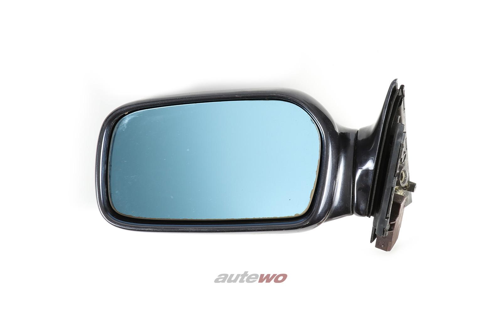 4A1857501H Audi 100/S4 C4 elektr. Außenspiegel Links amethyst