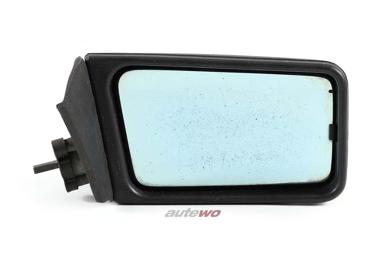 855857502A Audi Coupe Typ 81/85/Urquattro Außenspiegel manuell Rechts