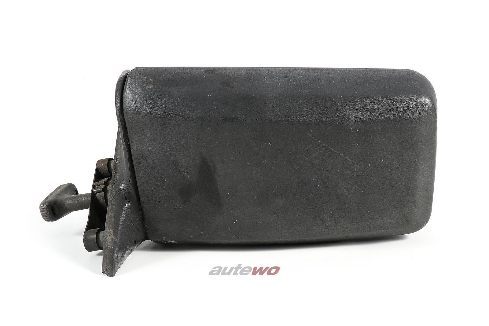 855857501G Audi Coupe Typ 81/85/Urquattro Außenspiegel manuell Links