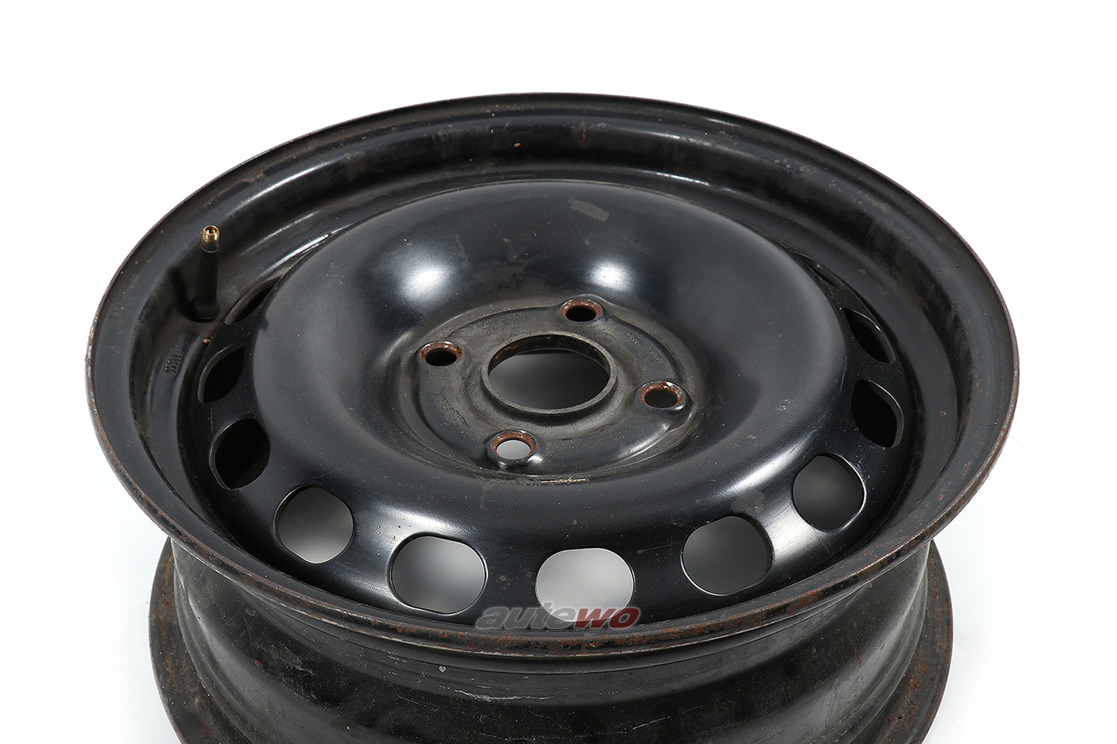 8A0601025G Audi 80 B4/Coupe/Cabrio Typ 89 Stahlfelge 6Jx15 ET37 4x108