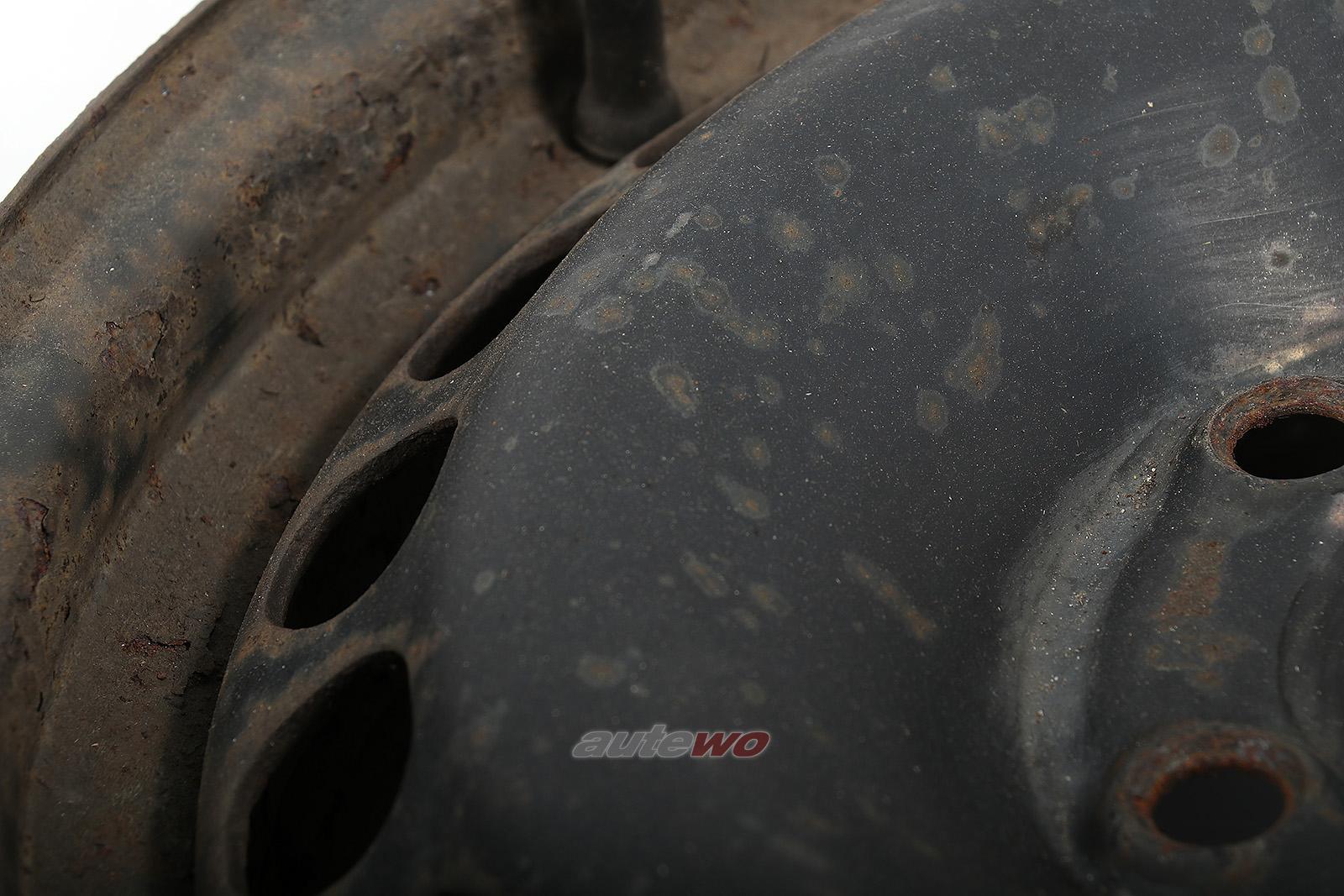 Stahlfelge 6Jx15 ET45 5x112 Audi/VW A4 B5/100/A6 C4/4B/Passat 3B wie 4B0601027
