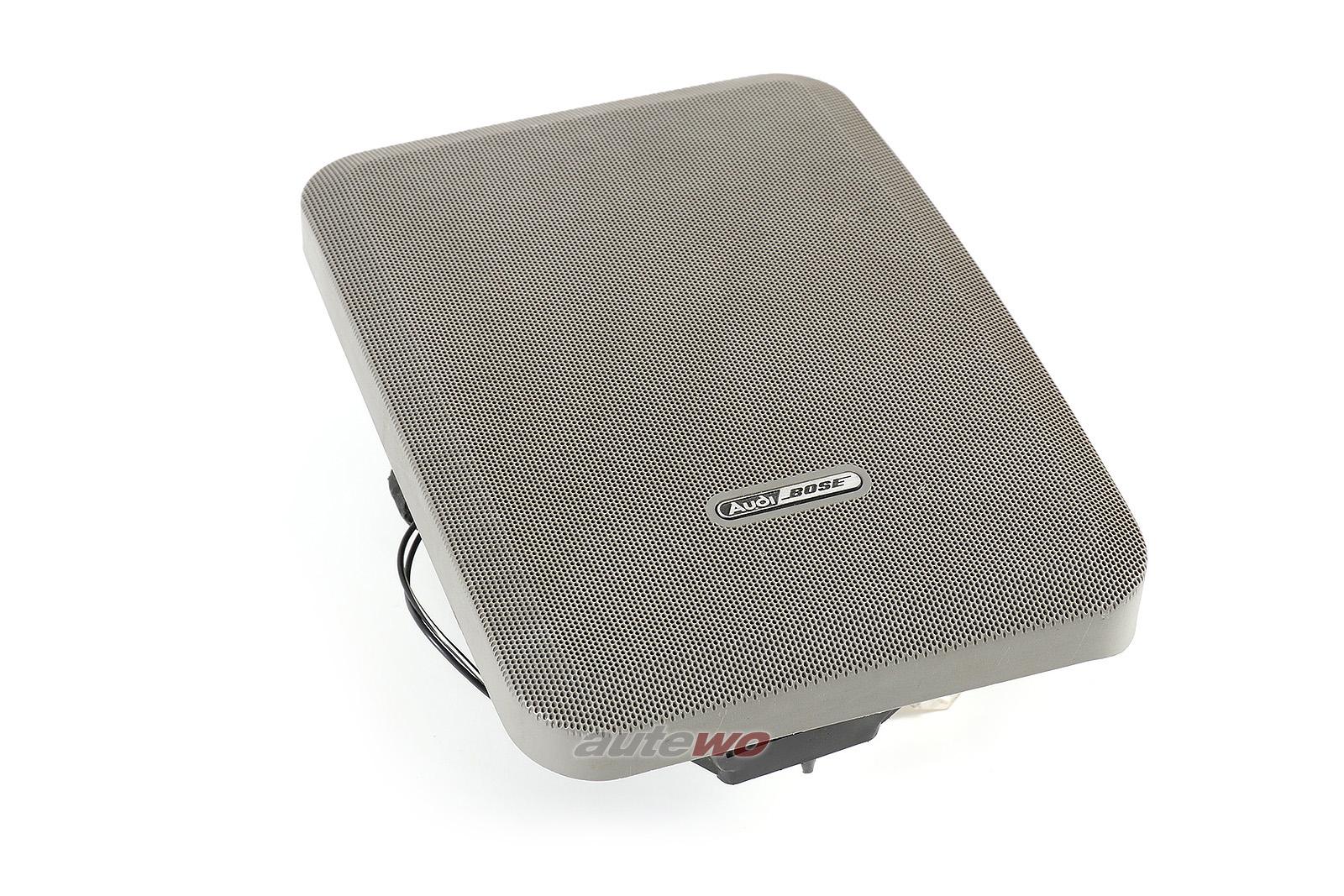 4A5035401C Audi 100/S4/A6/S6 C4 Lautsprecher BOSE-Soundsystem Hinten Links platin