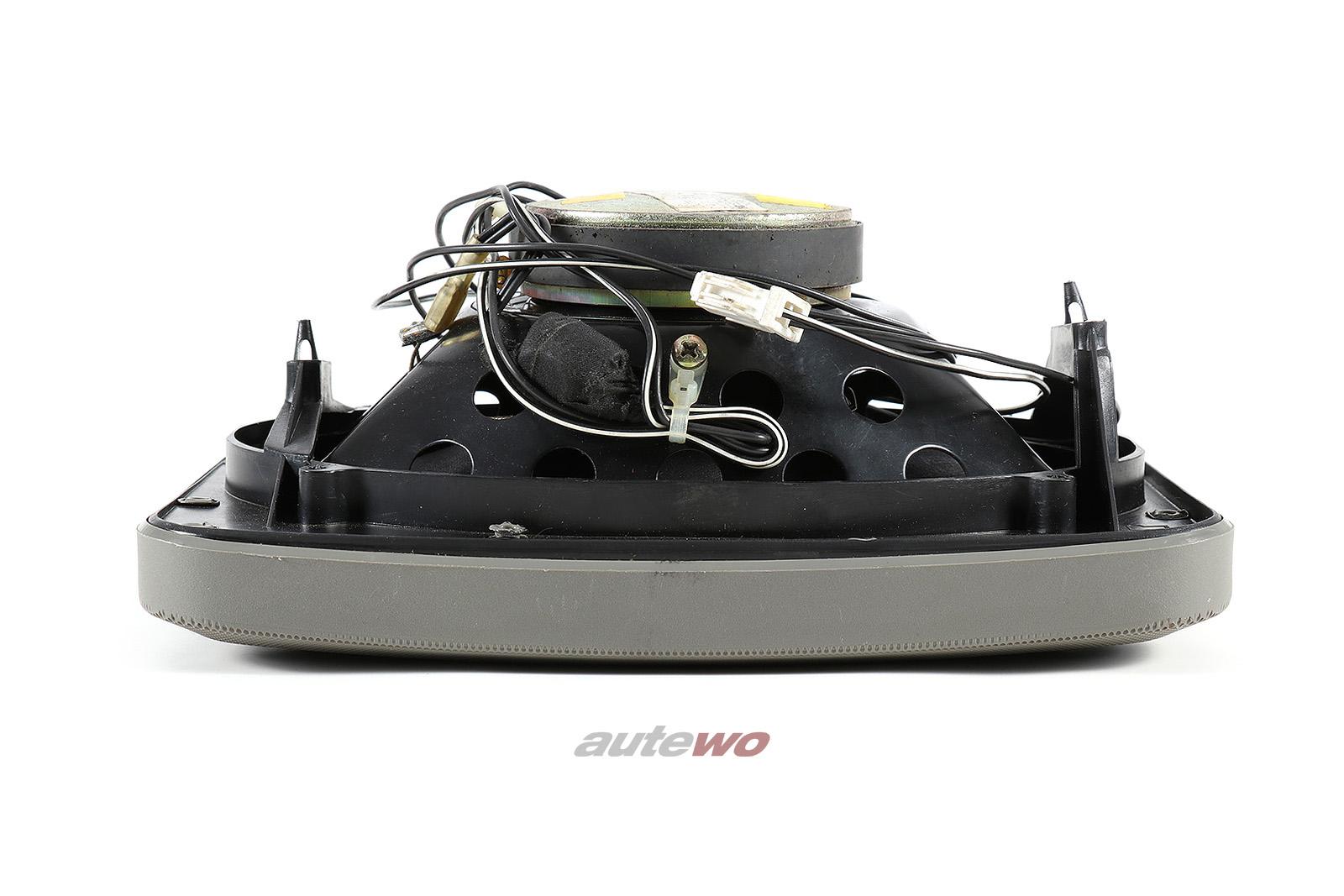 4A5035402C Audi 100/S4/A6/S6 C4 Lautsprecher BOSE-Soundsystem Hinten Rechts platin