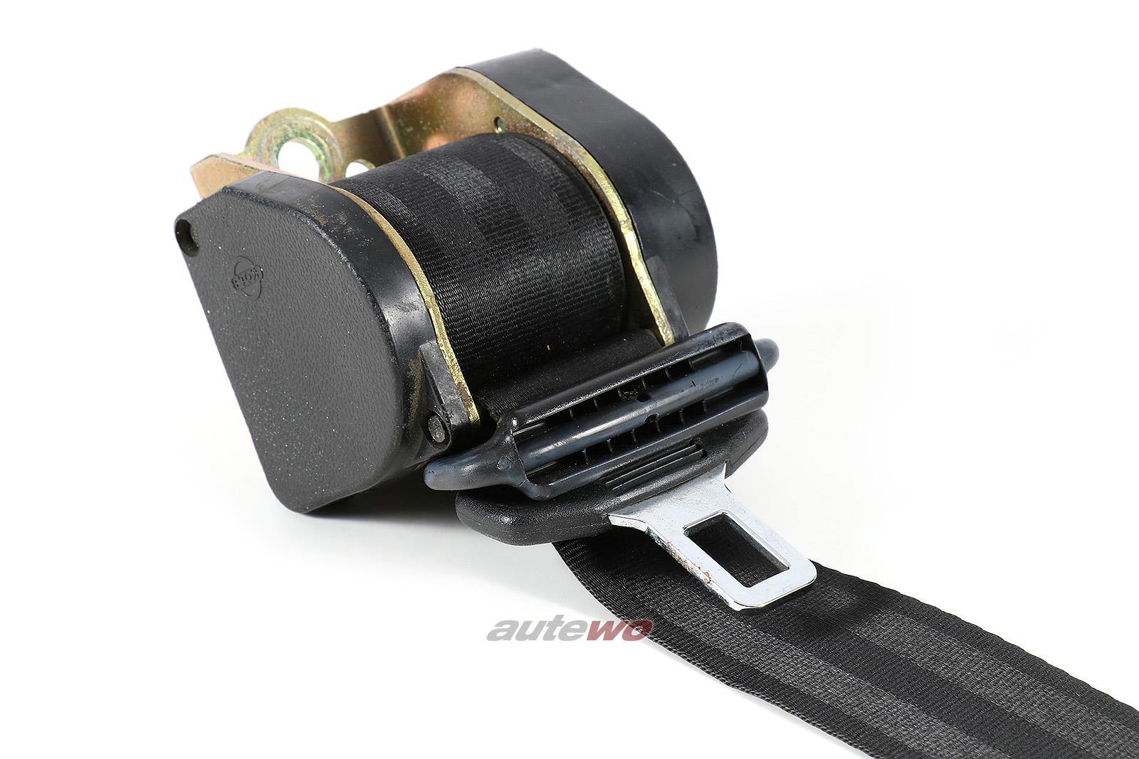 811857709F 811857709H Audi 80/90/Coupe Typ 81 Sicherheitsgurt Hinten