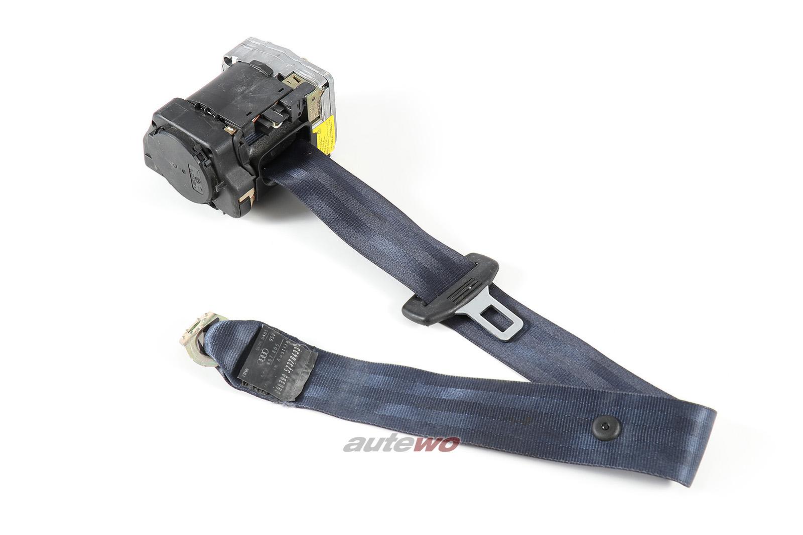 4B9857805 Audi A6/S6/RS6 4B Sicherheitsgurt Hinten Links/Rechts 9SV royalblau