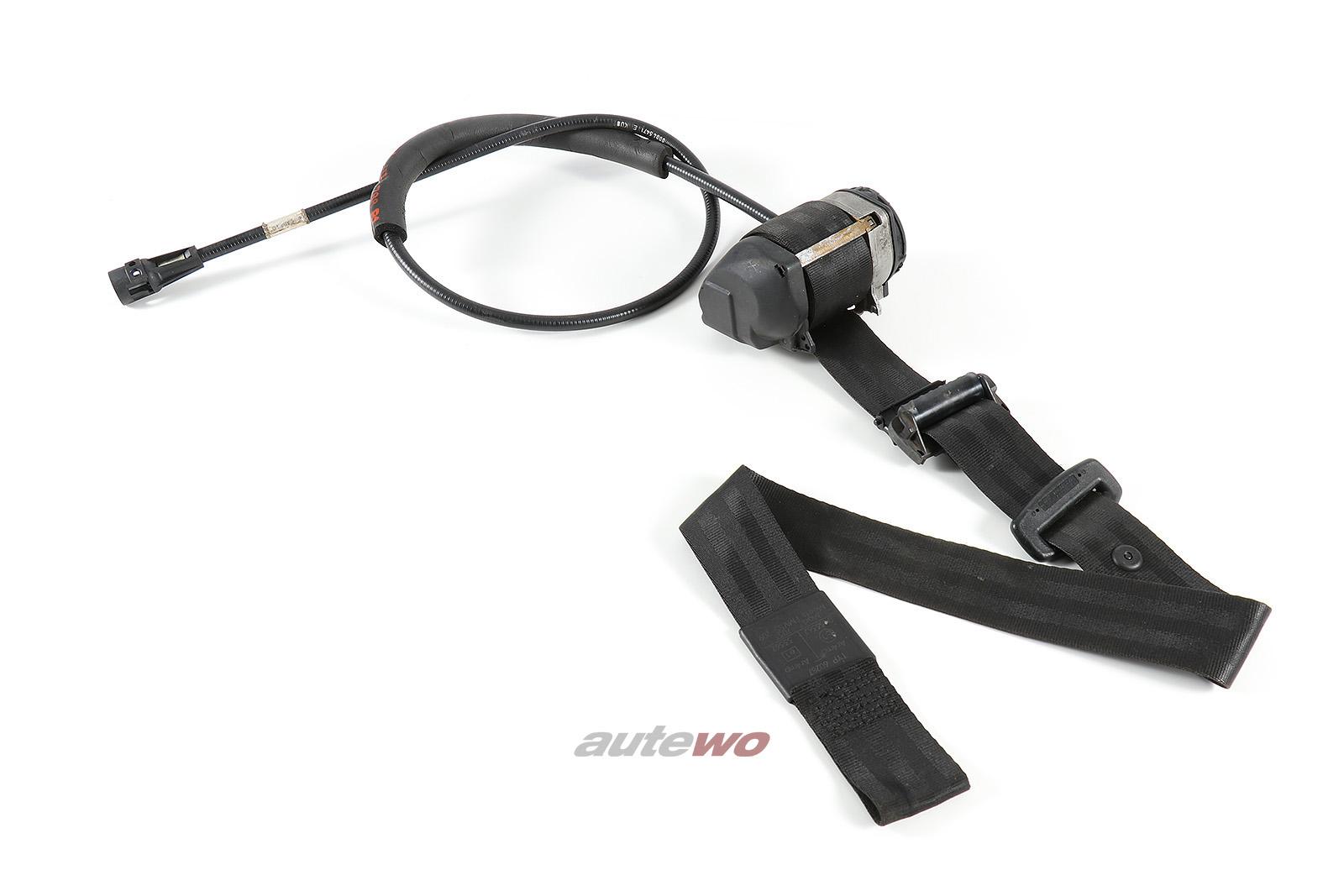 8G0857705E/F Audi 80 Typ 89 Cabrio Sicherheitsgurt ProconTen Vorne Links