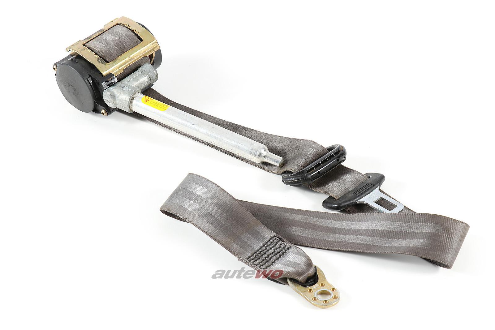 8D0857705A Audi A4/S4/RS4 B5 Sicherheitsgurt Vorne Links 6PT Muschelgrau