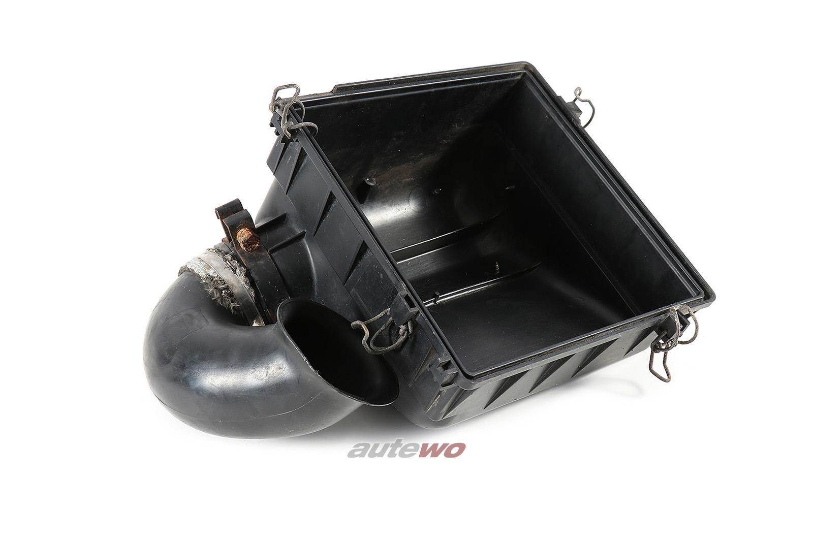 034133837AJ Audi 100/200 Typ 44 2.2l 10V Turbo Luftfilterkastenunterteil