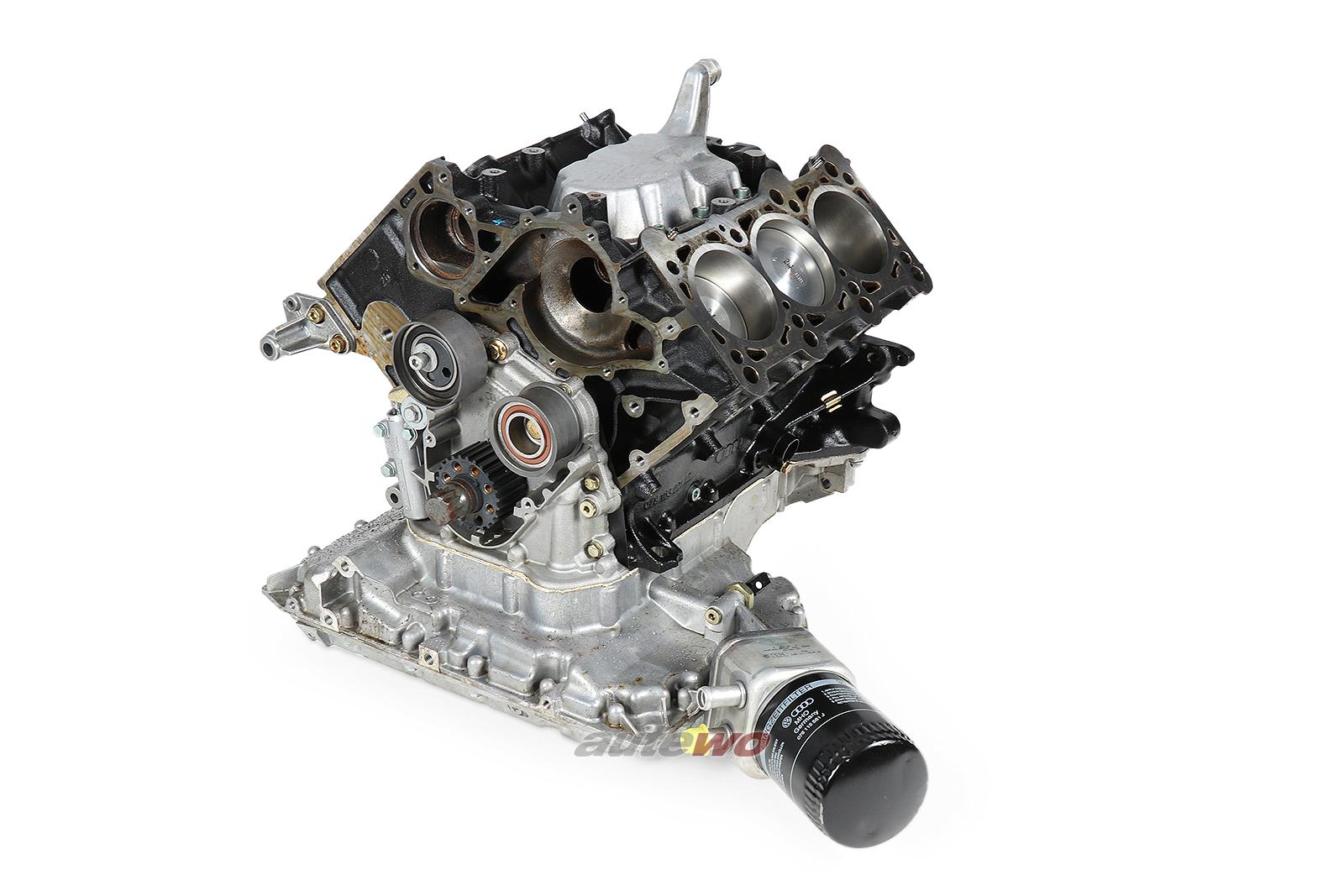 078103101BA NEU Audi A4 B5/8E/Cabrio 8H/A6 4B 2.4l V6 APS Motor APZ/AMM/ARJ/AML/BDV/ASM