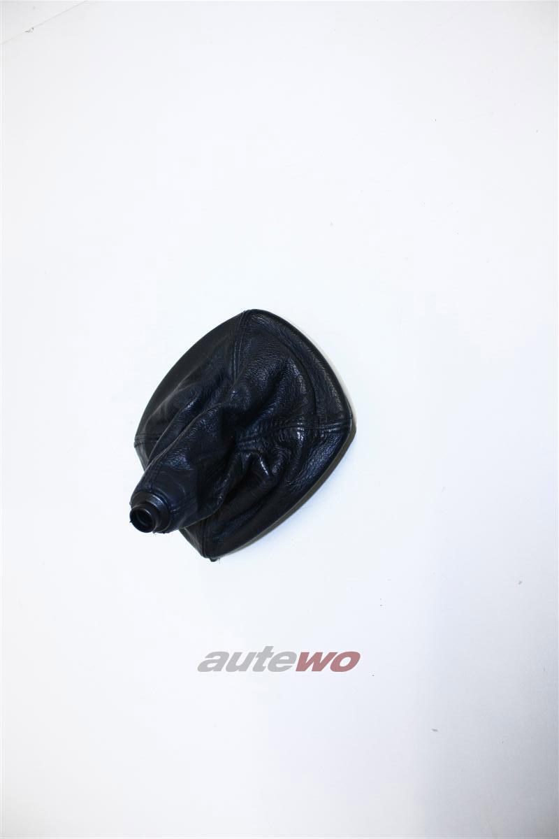 Audi A4 B5 Schaltsack Leder Schaltung schwarz 8D0711110E