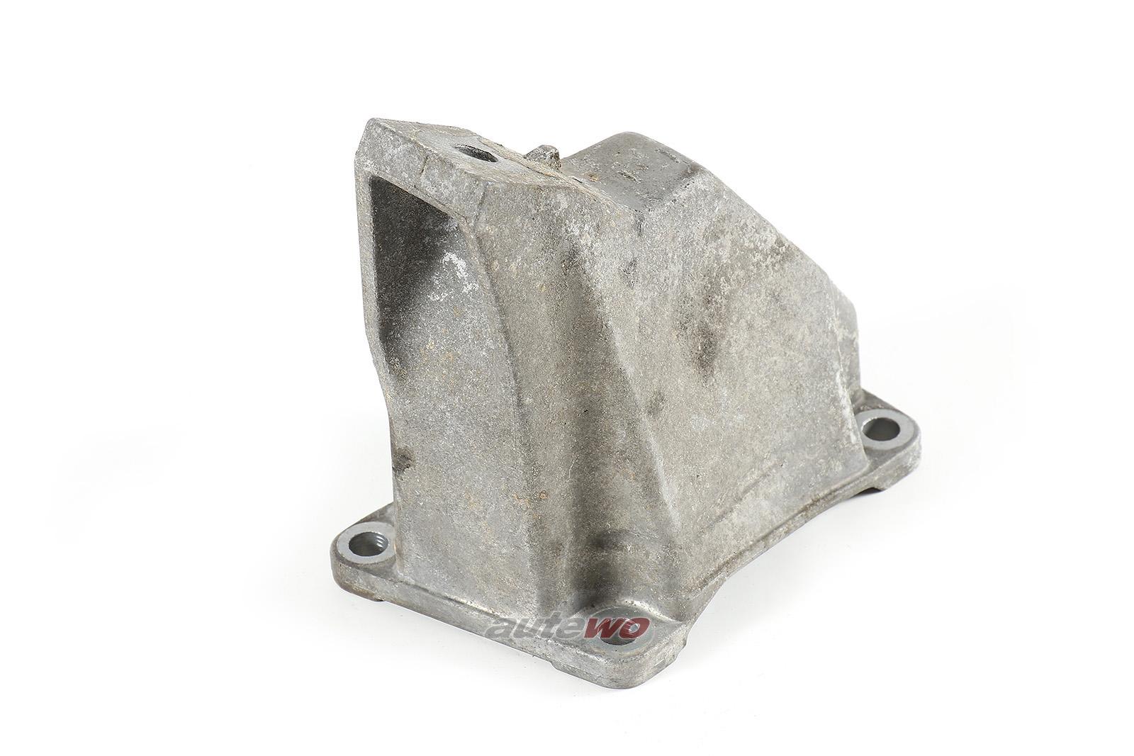 4A0399113F Audi 100/S4/A6/S6+ C4 Getriebehalter 01E-Schaltgetriebe links