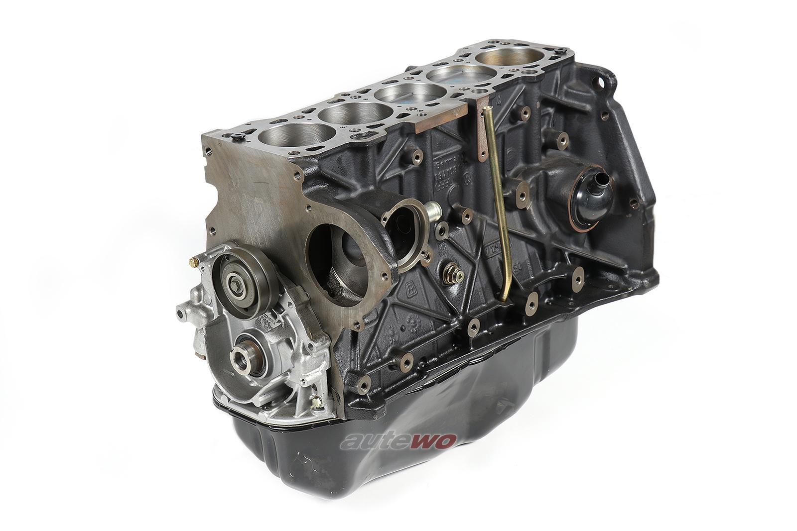 035100104 X NEU Audi/VW 90/Coupe Typ 81 2.0l 5 Zyl. HP/JS/SK Teilmotor