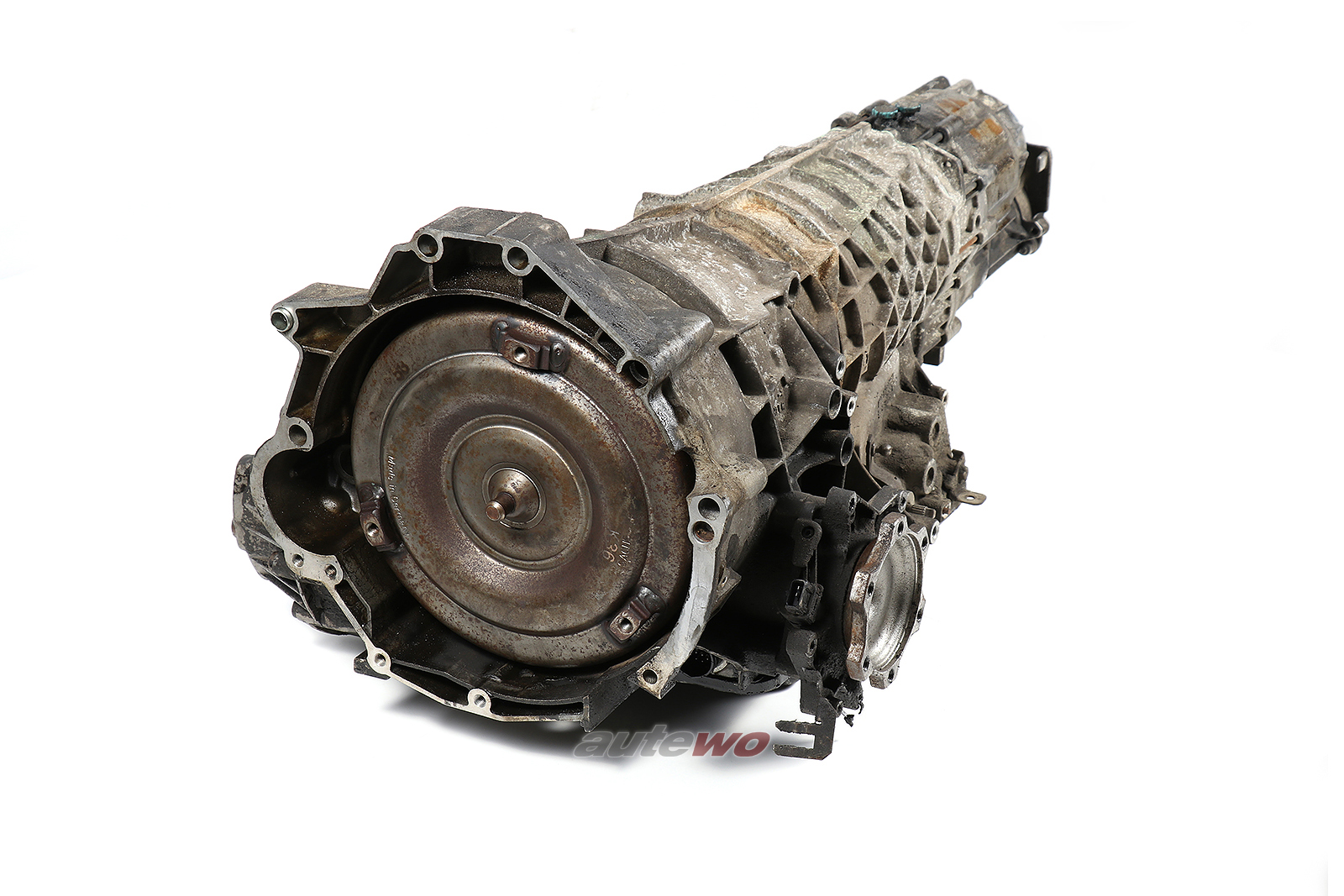 01L300042MX Audi A8 D2 4.2l Automatikgetriebe 5HP-24 FBE 05050 defekt