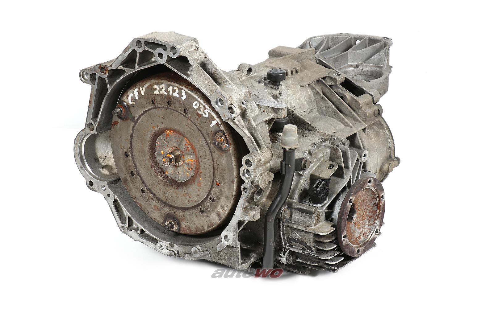 097300036LX Audi 80 B4/Coupe/Cabrio 2.8l V6 Automatikgetriebe CFV 22123 153500km