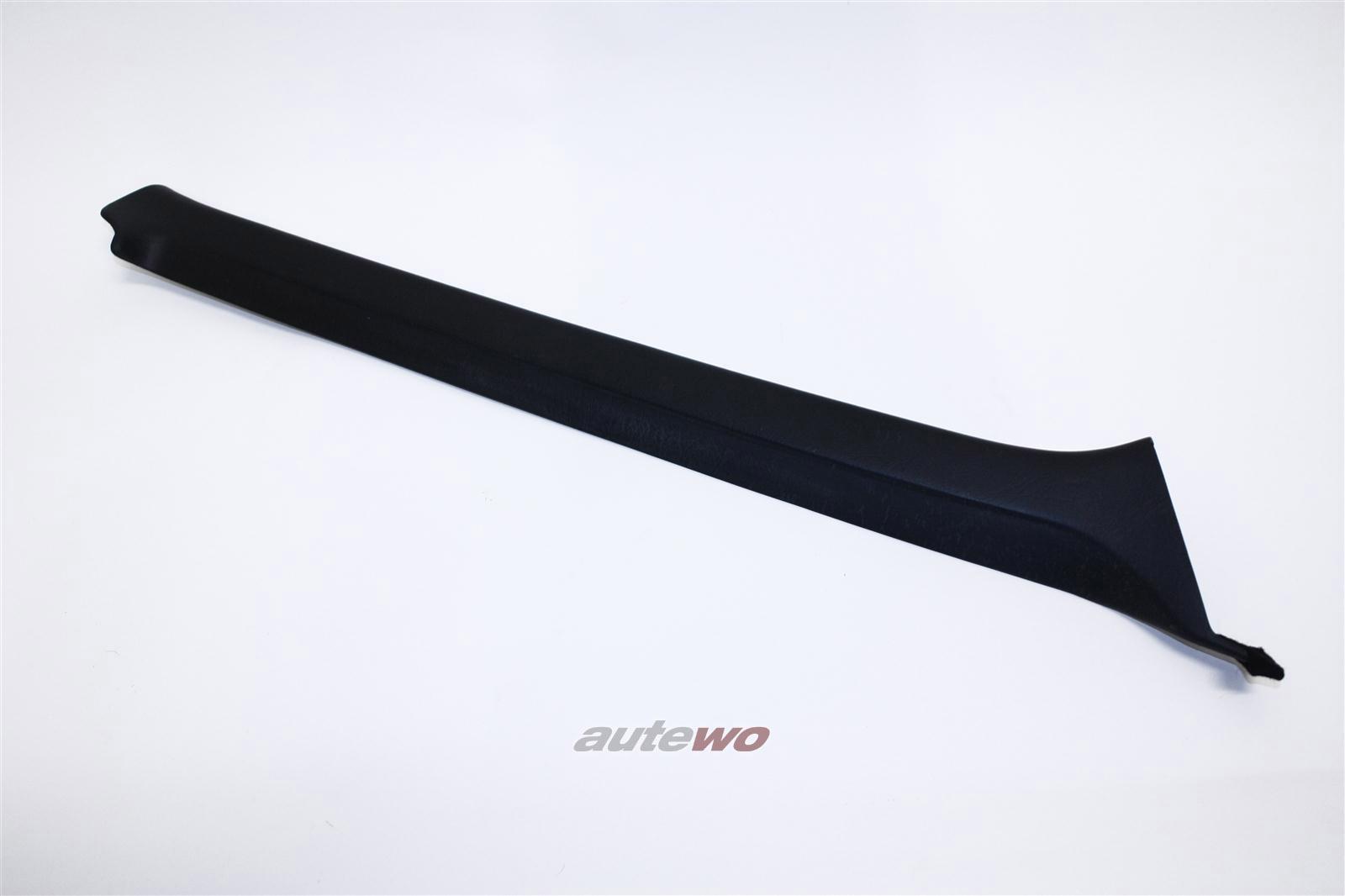 Audi 100/200 Typ 44 A-Säulen-Verkleidung Rechts 01C schwarz 443867232