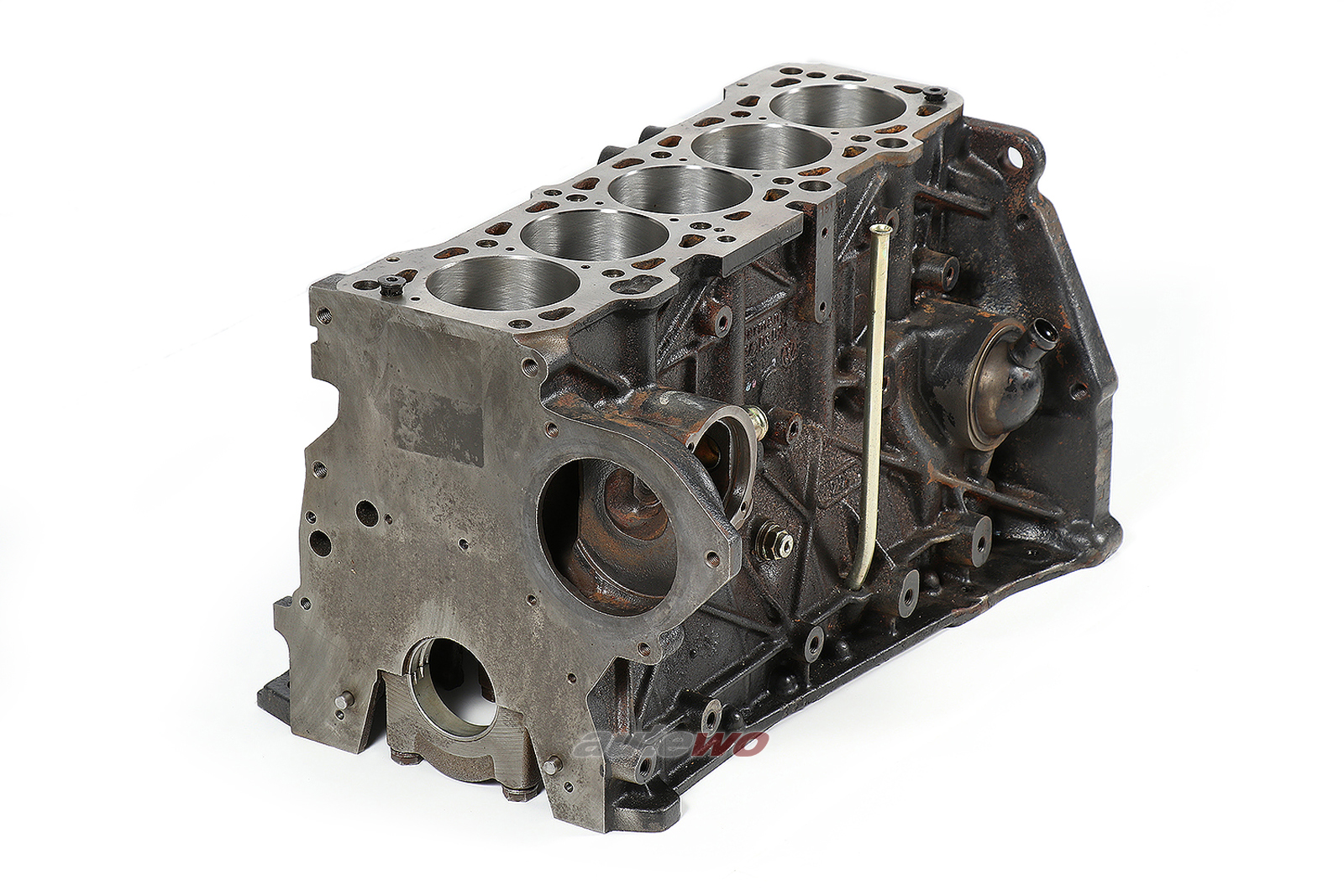 054103021 NEU Audi 90/Coupe Typ 81/85 5 Zylinder Motorblock 81,5mm
