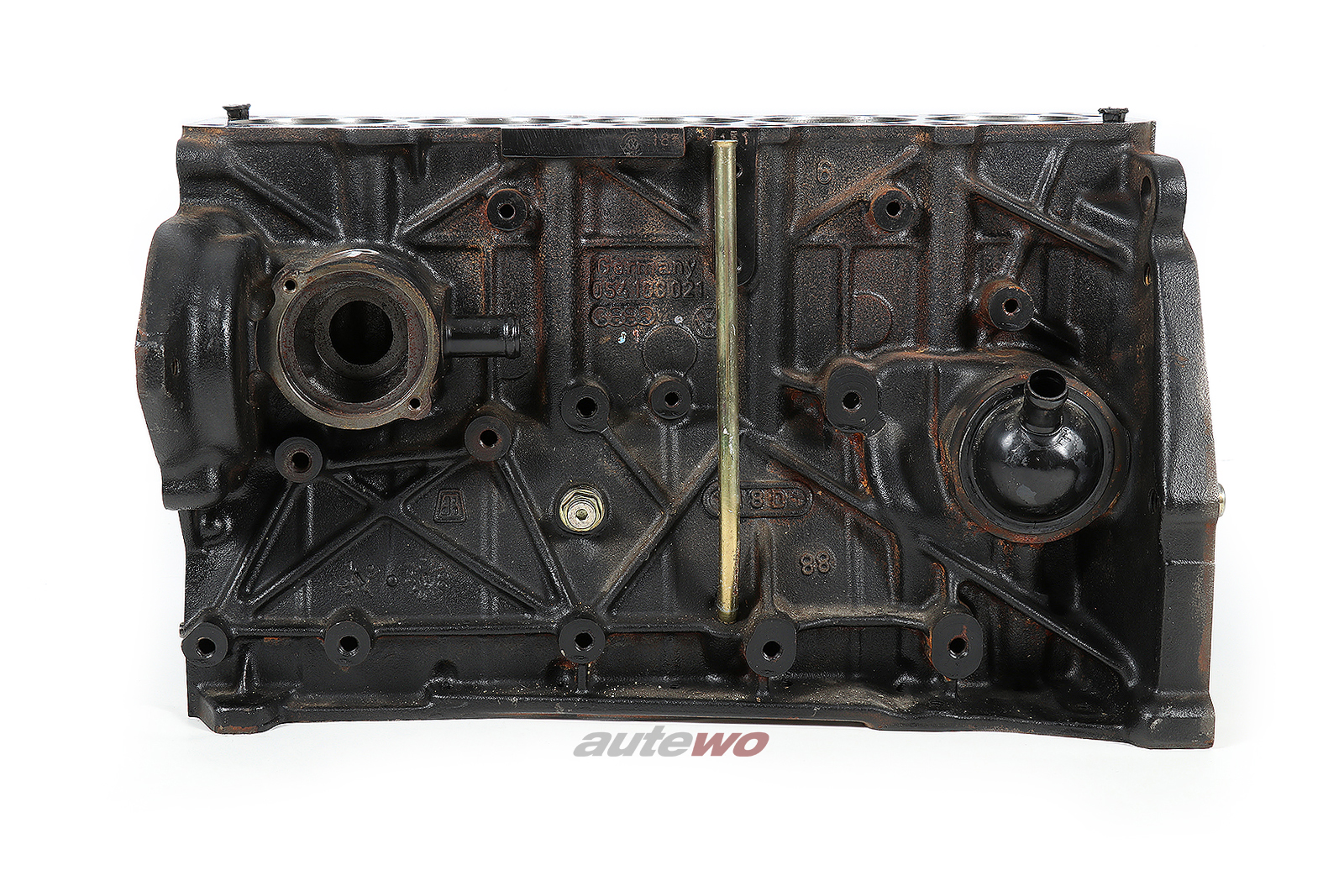 054103021 NEU Audi 100/200 Typ 44 5 Zylinder Motorblock 81,5mm