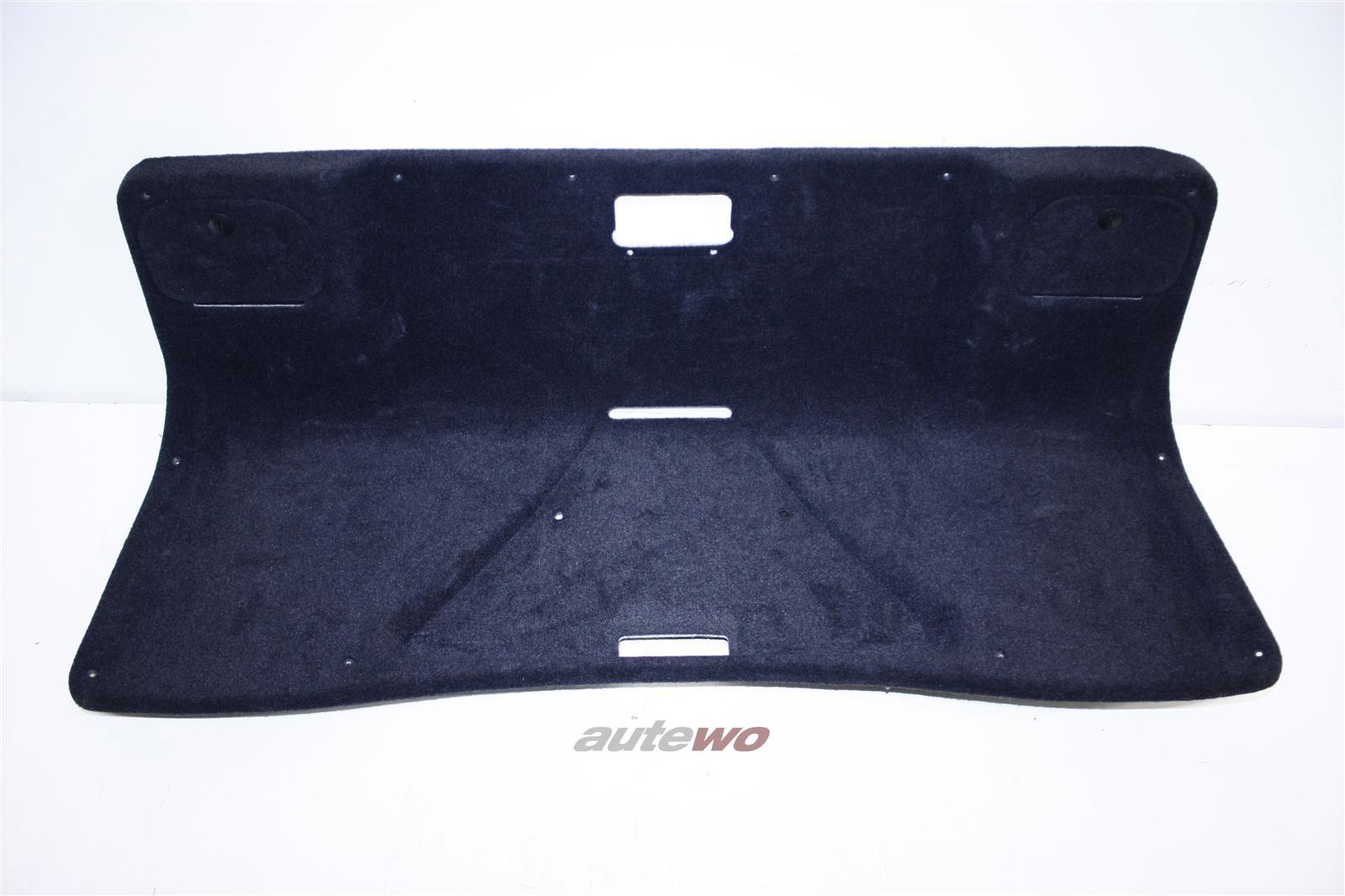 Audi A8 D2 Verkleidung Heckklappe V40 grau 4D0867975B