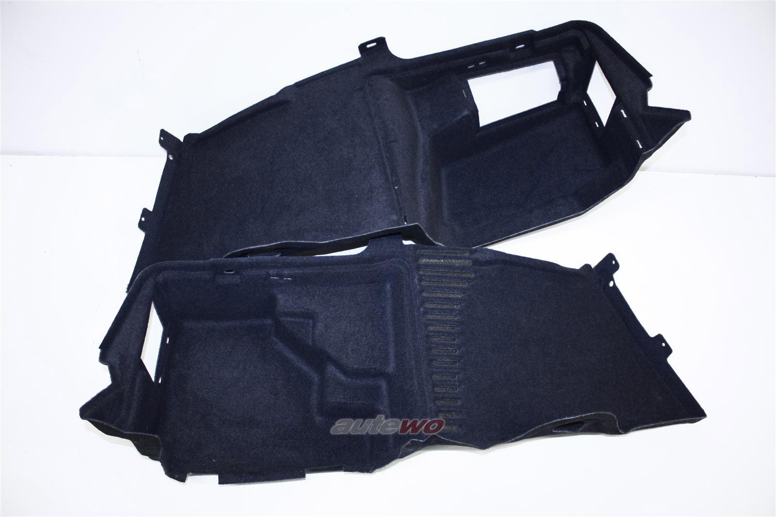 Audi A8/S8 D2 Verkleidung Kofferraum grau 4D0863879A & 4D0863880B