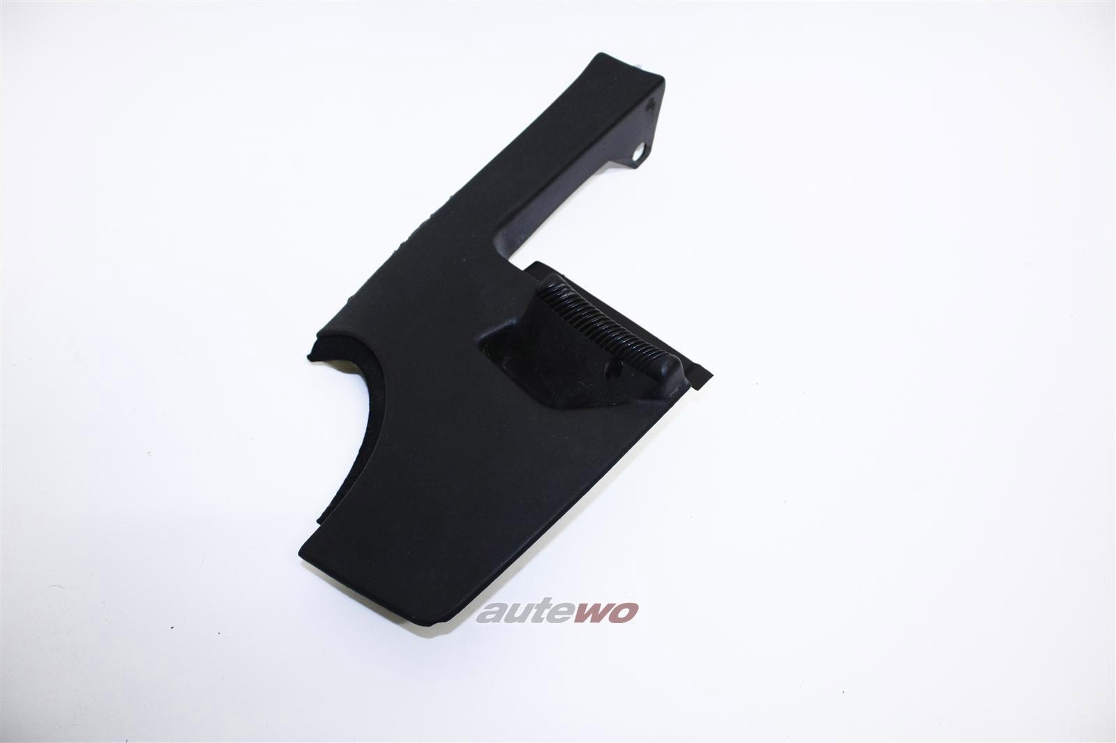 Audi 100/200 Typ 44 Auflage Verkleidung Gurt HL negro 447857953A