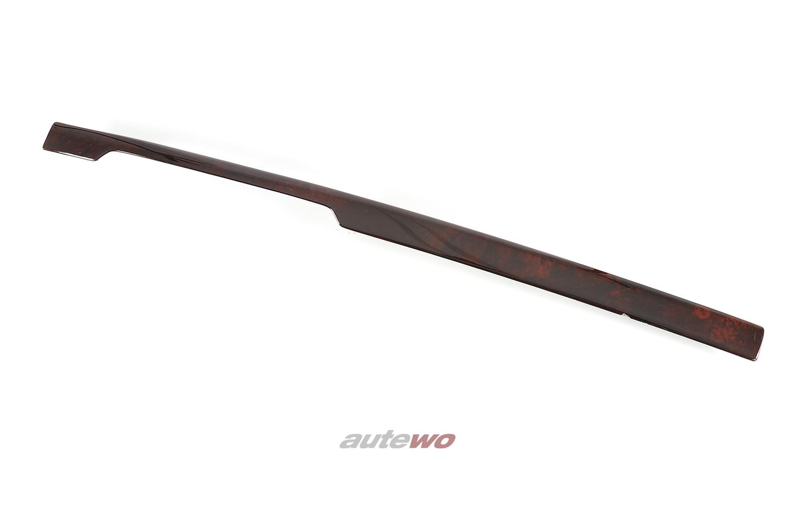 8D1853190AP Audi A4 B5 Zierleiste für Armaturenbrett Rechts nussbaum