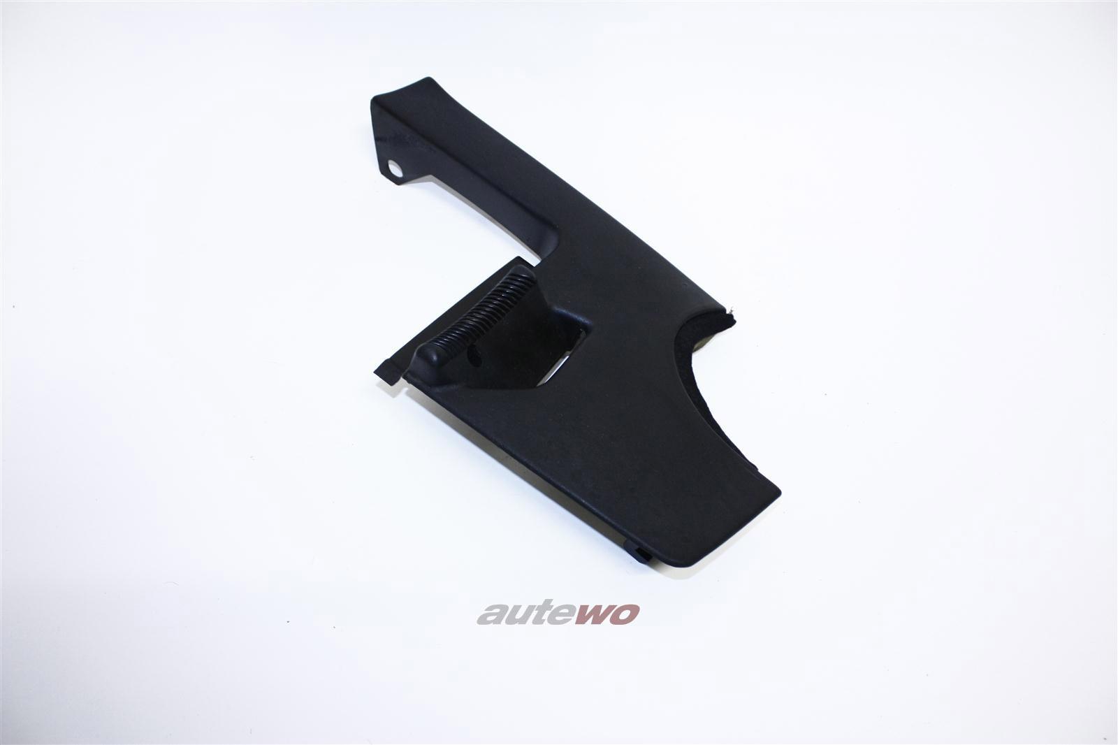 Audi 100/200 Typ 44 Auflage Verkleidung Gurt HR negro 447857954A