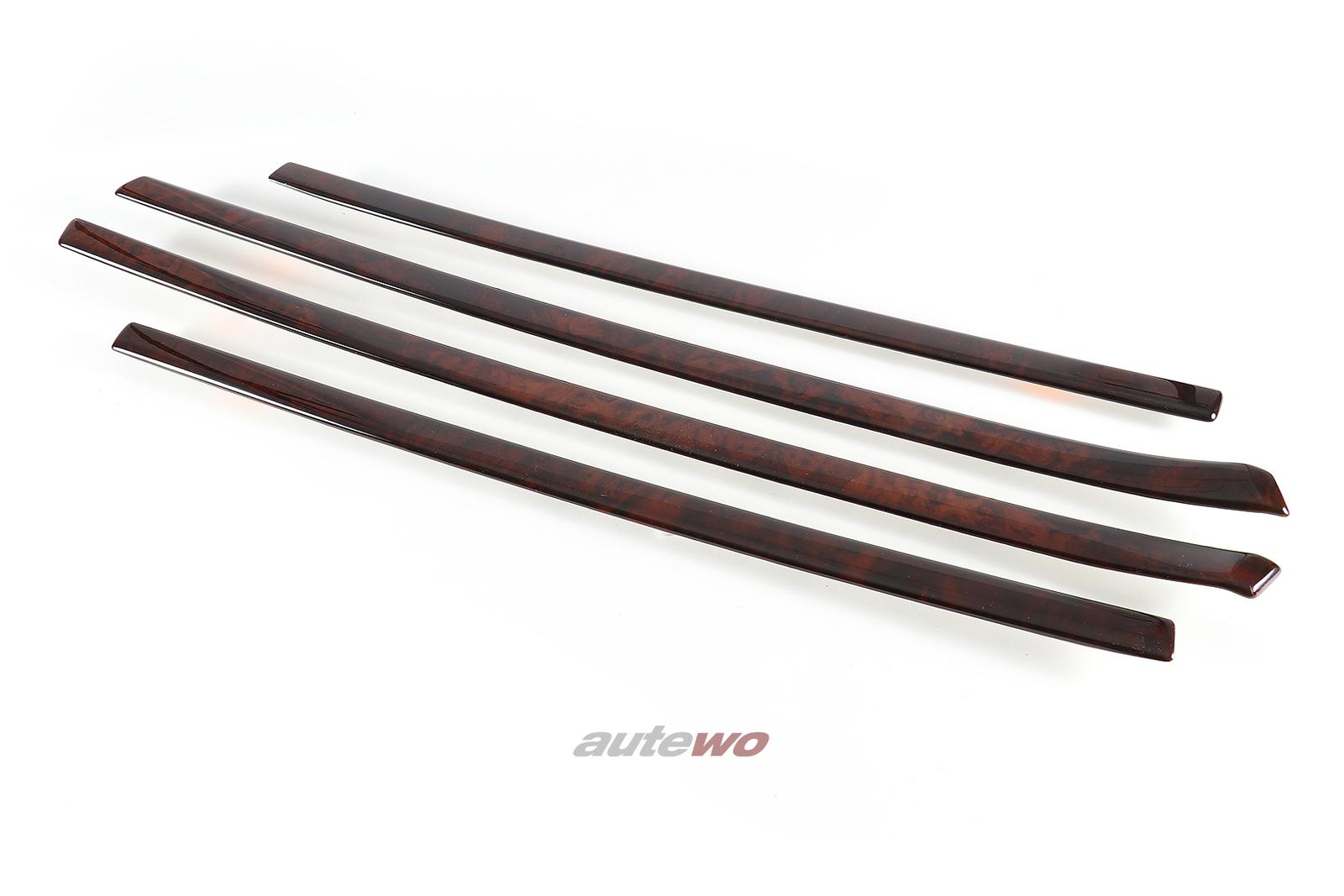 4D0867409C/410C/419C/420C Audi A8/S8 D2 Wurzelholzblenden Türverkleidungen