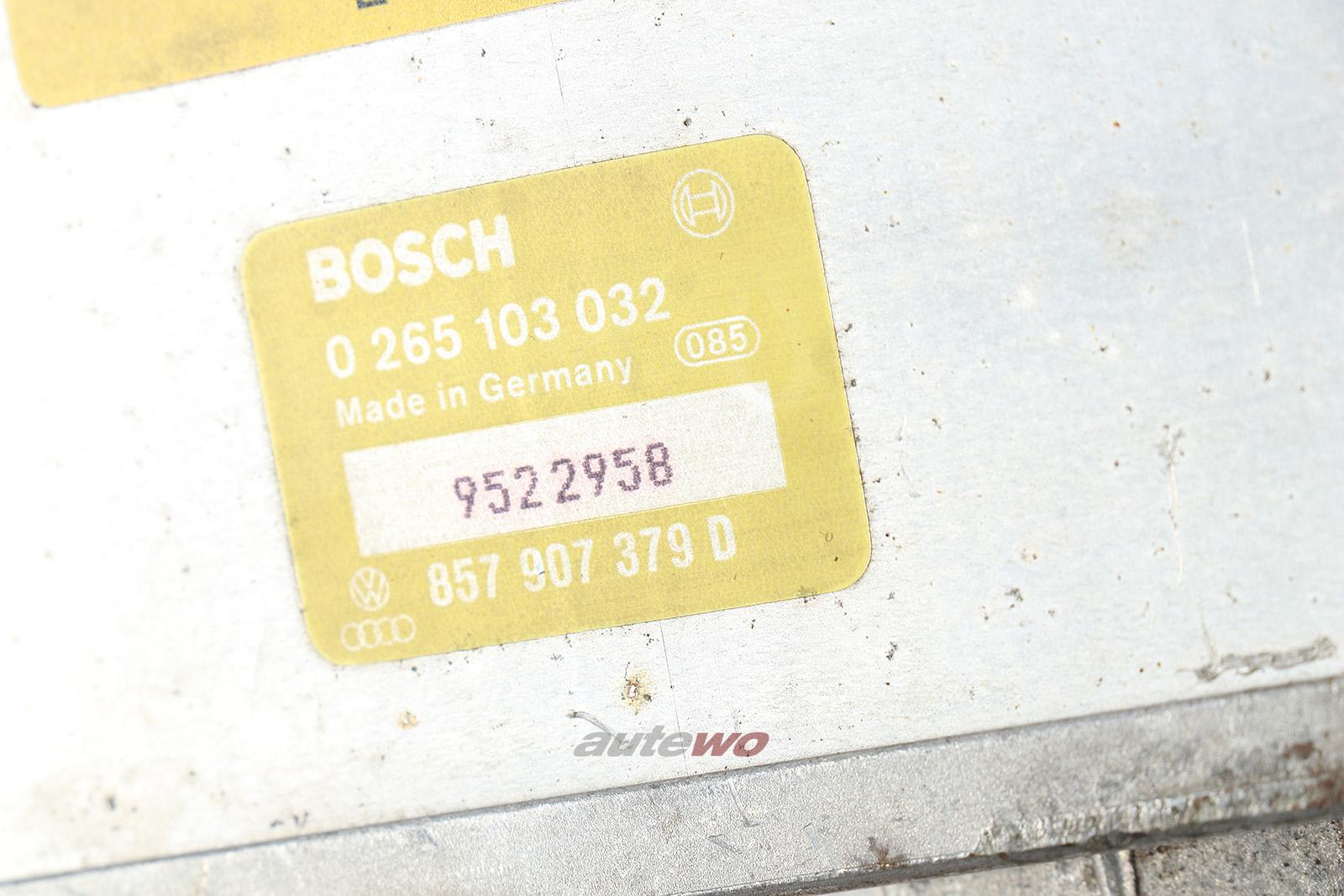 Audi ABS-Steuergerät 857907379D 857907379D