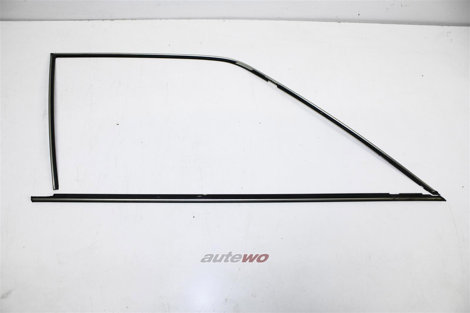 Audi Coupe Typ 81/85/Urquattro Zierleisten Fensterrahmen VR ...
