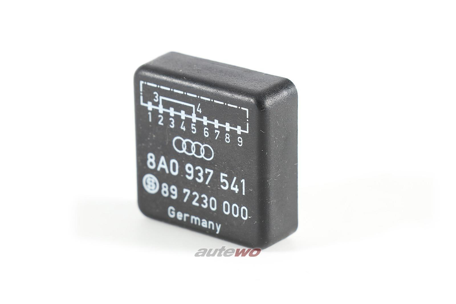 8A0937541 Audi/VW 80 B4/S2/RS2/A2/A3/A4/A6/A8 Relaisbrücke