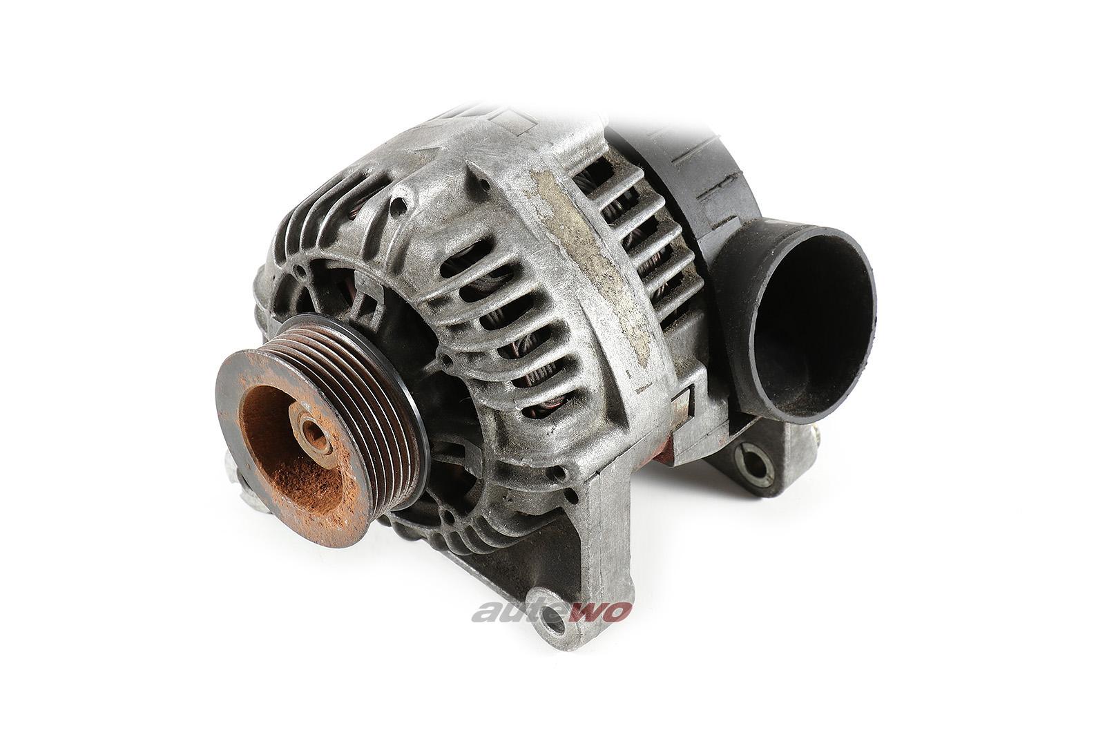 028903028E Audi/VW A3 8L/A4 B5/A6 4B/TT 8N 4 Zylinder Lichtmaschine 120A