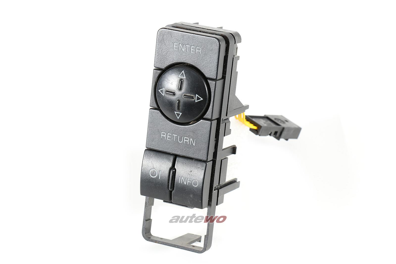 4B0919875 4B0919885 Audi A4/S4 B5/A6/S6 4B Schalter Bedieneinheit Navigation