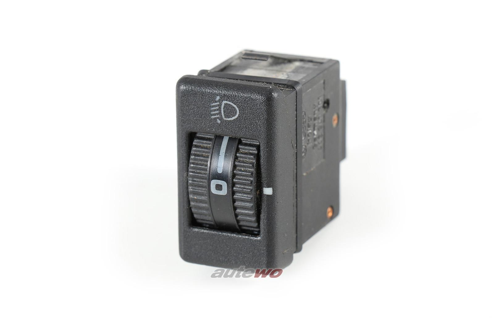 443941301 Audi 100 Typ 44 Schalter Leuchtweitenregulierung