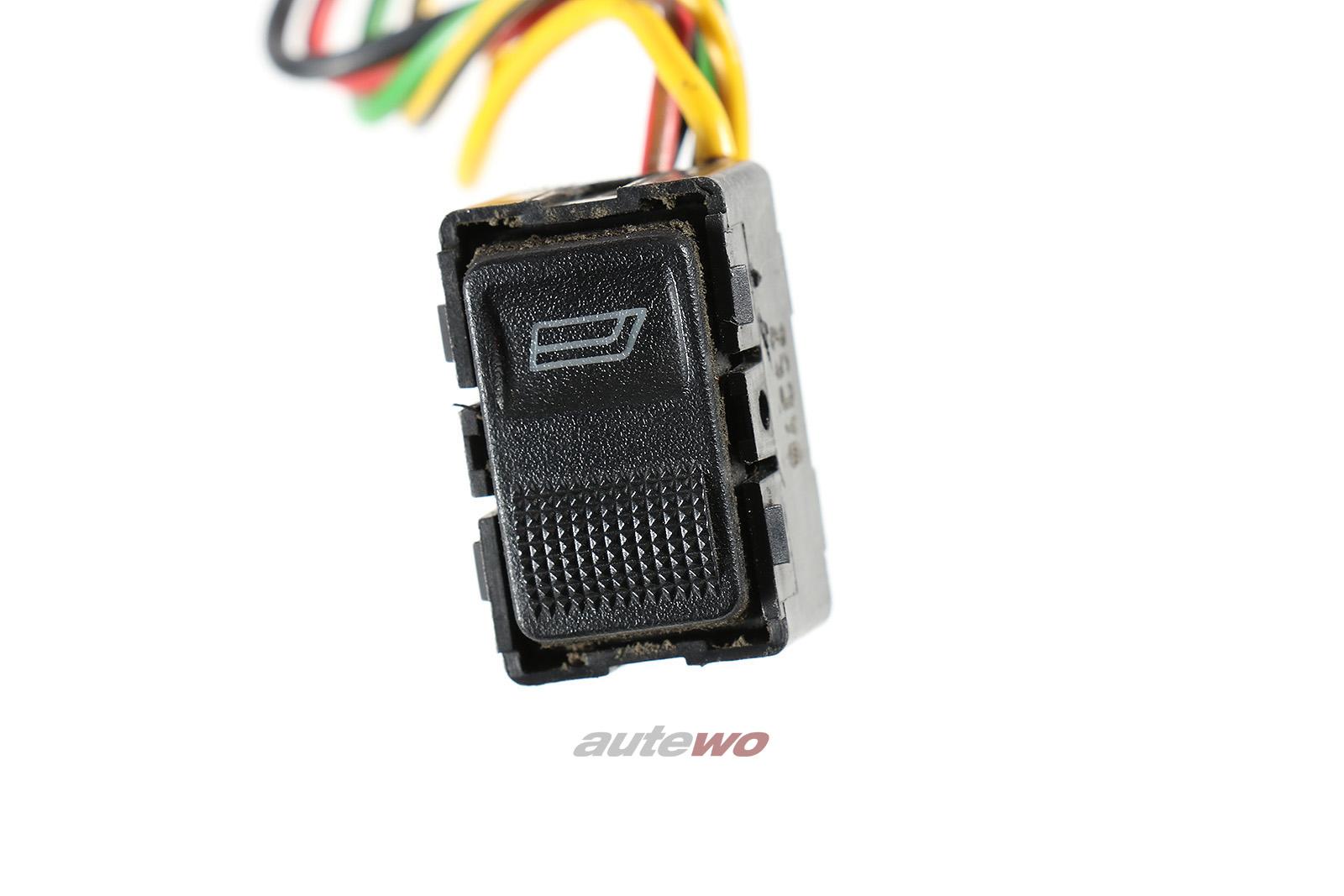 4A0959855B Audi 100/S4/A6/S6+ C4 Schalter elektrische Fensterheber Hinten