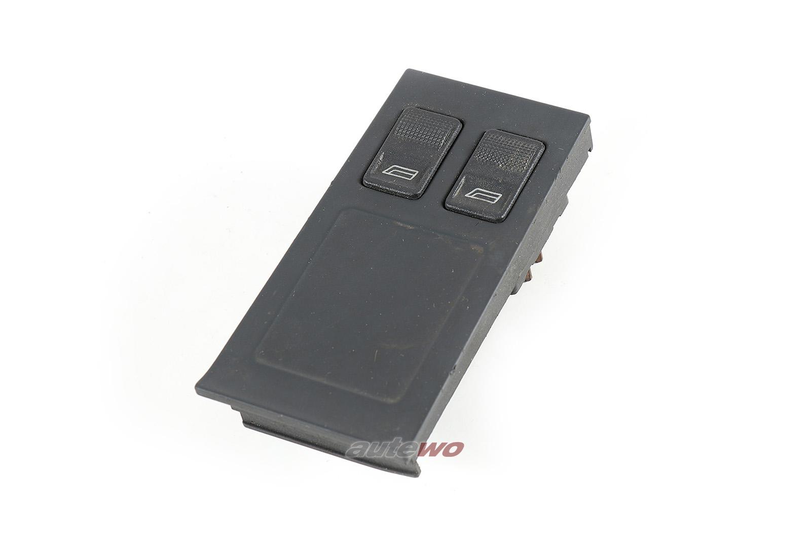 893959855/895959527C Audi 80 B4/Coupe/Cabrio/S2/RS2 Schalter 2x e-Fensterheber