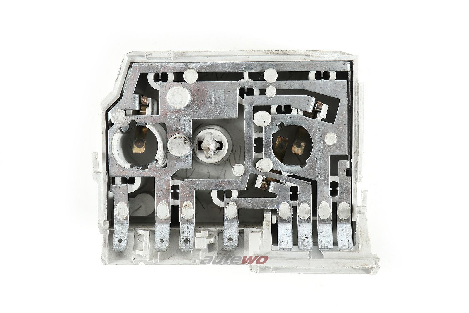 Audi 80/90 Typ 89/B4/100/A6 C4/A8 Lampenträger Hinten Links 893945221