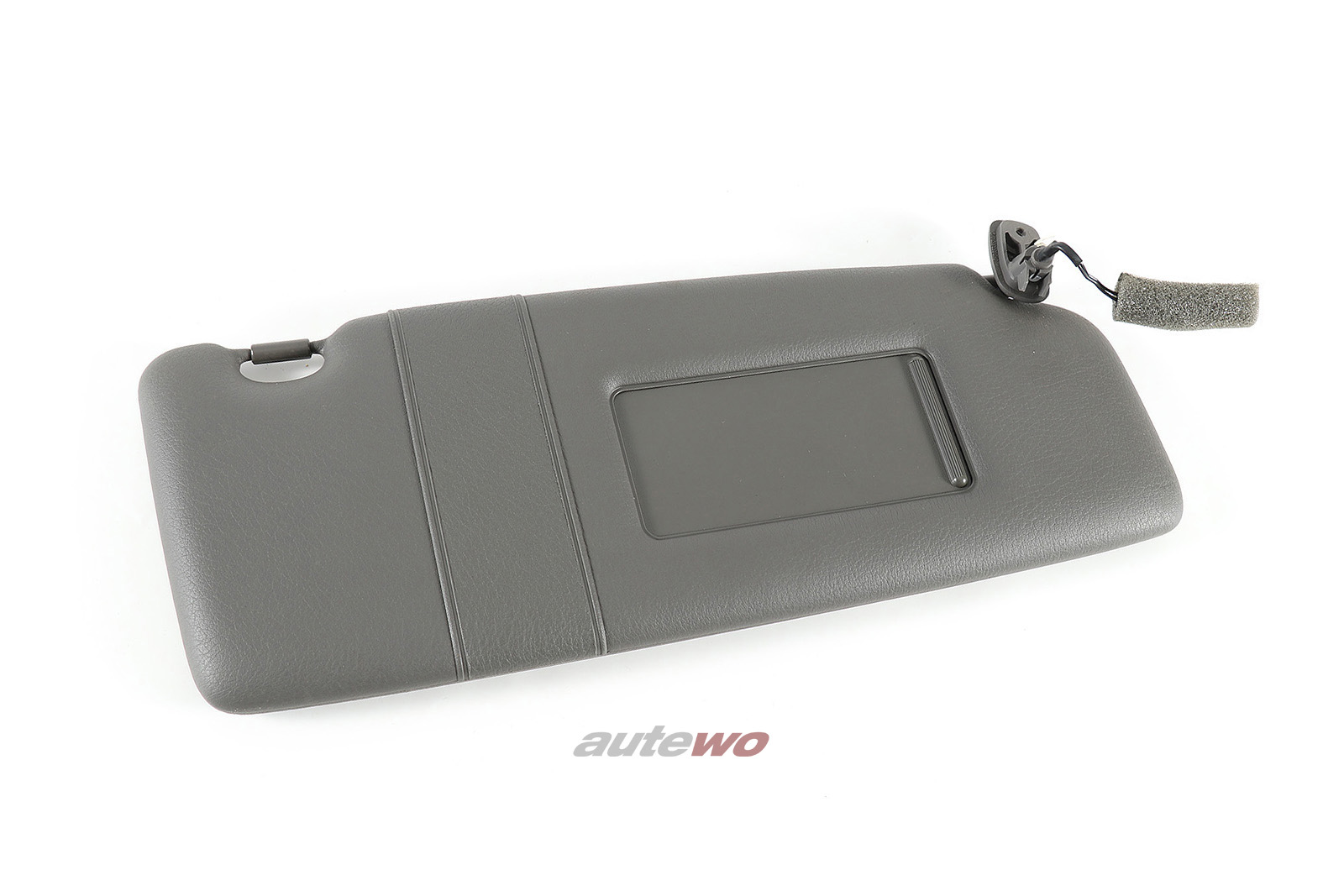 8H0857552H NEU Audi A4/S4/RS4 Cabrio 8H Sonnenblende + Spiegel Rechts
