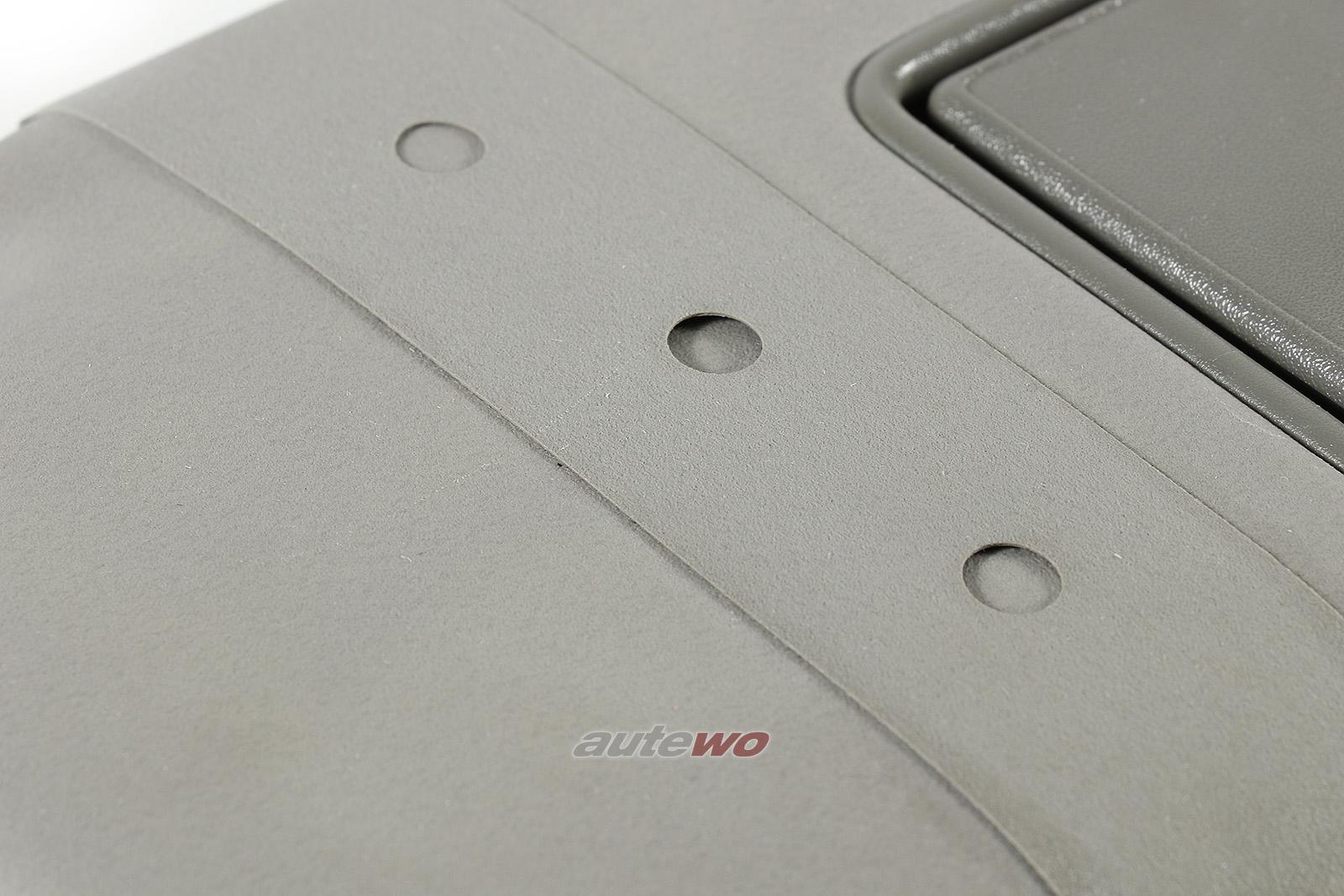 4D0857552A Audi 100/S4/A6/S6 C4/A8 D2 Sonnenblende + Spiegel Rechts