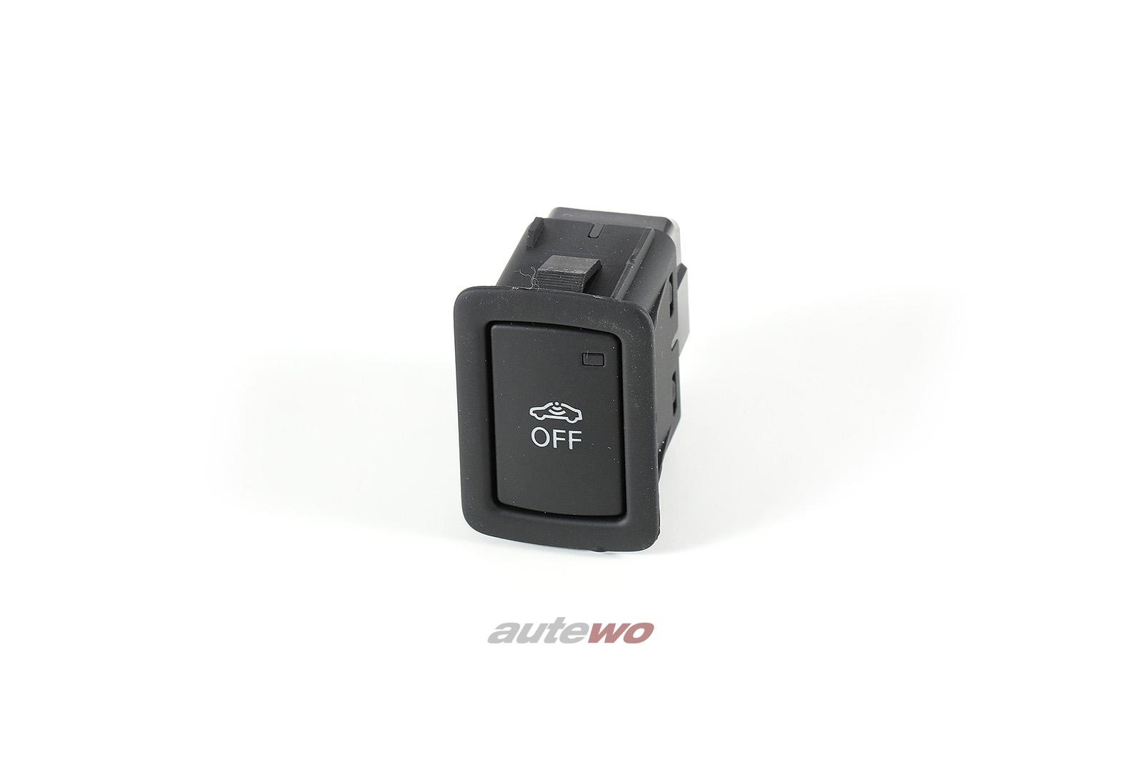 4H0962109 Audi A1/A3/Q3/A6/S6/RS6 4G/A7 Schalter Deaktivierung Alarmanlage