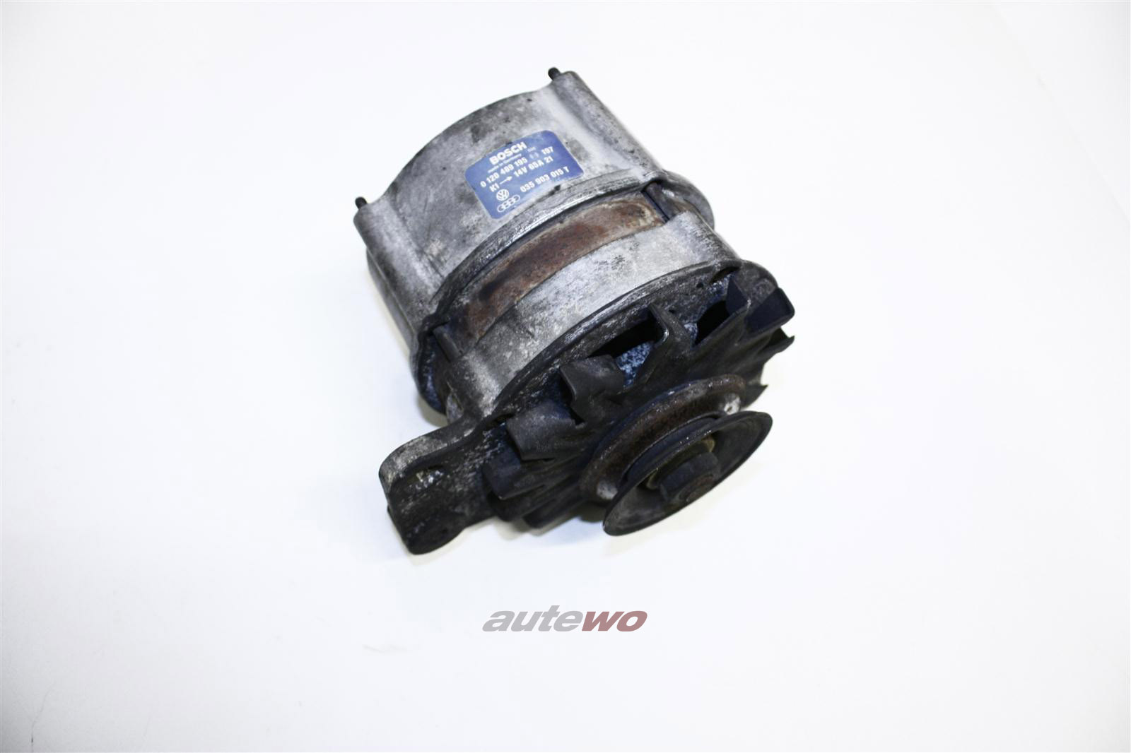 Audi 80/90/Coupe Typ 81/85/100 Typ 43 Lichtmaschine 65A 068903017NX 035903015T