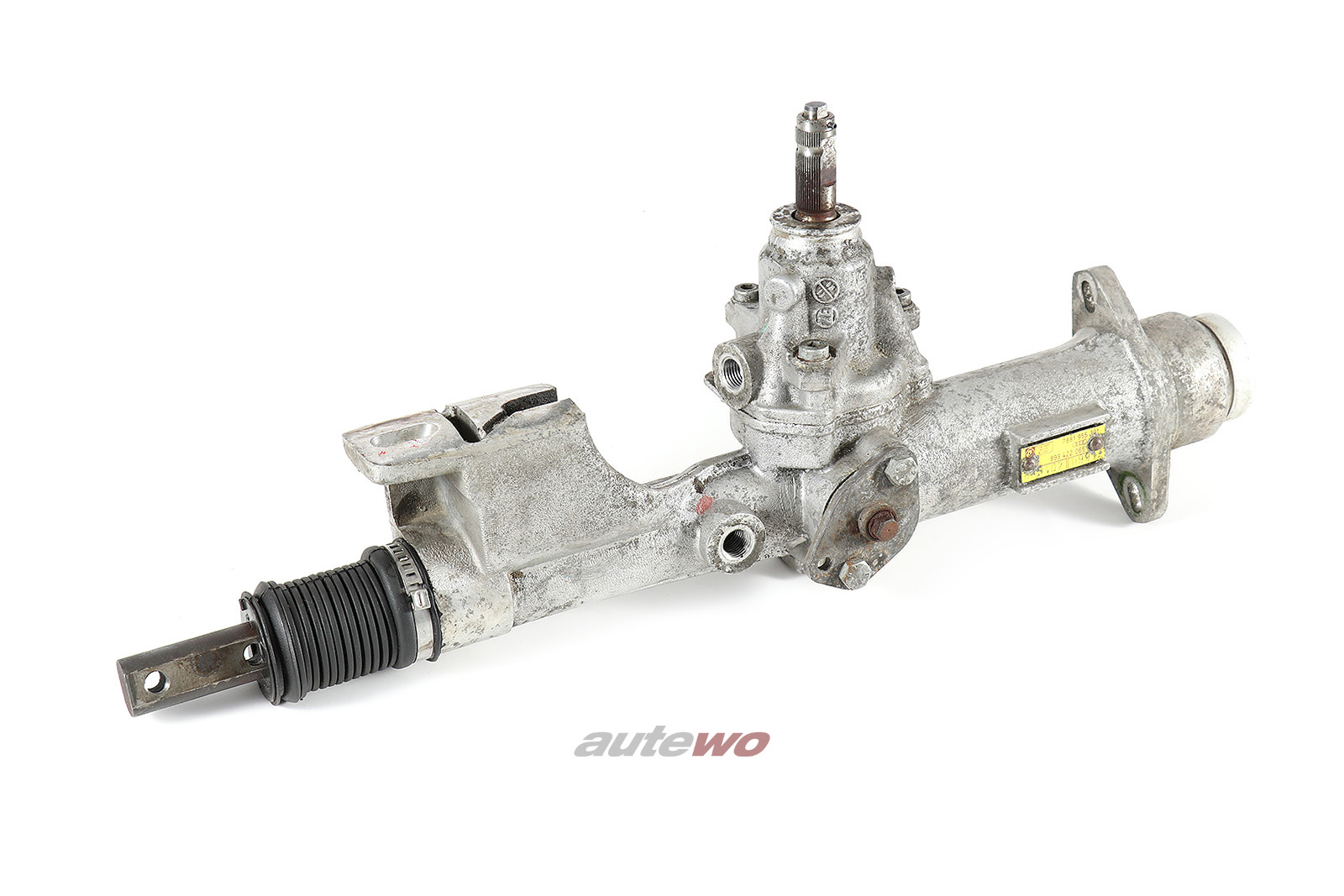 Audi 80 B4 4/5 Zylinder Lenkgetriebe Servolenkung ZF 8G1422065 893422065K