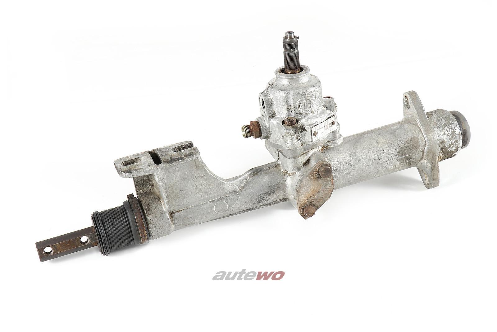 Audi 80/90/Coupe Typ 81/85/Urquattro Lenkgetriebe 811422065FX