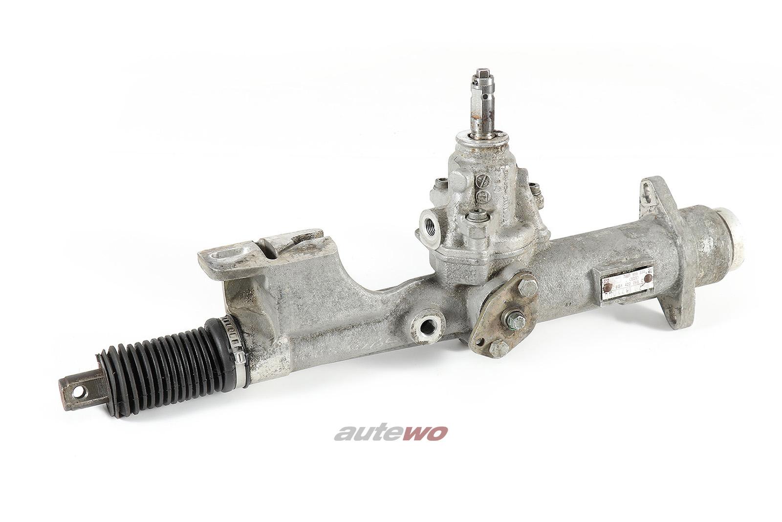 8G1422065C 8G1422065CX Audi 80 Typ 89 Cabrio V6 Lenkgetriebe