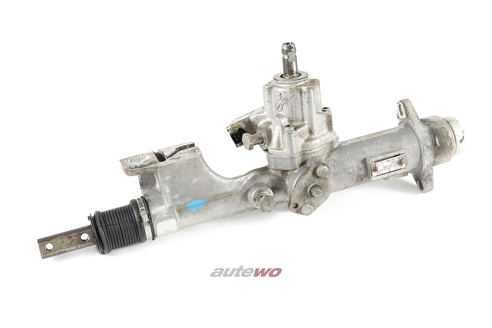 8A1422065C 8A1422065EX Audi 80 B4/Coupe/Cabrio 89/S2 Servotronic-Lenkgetriebe