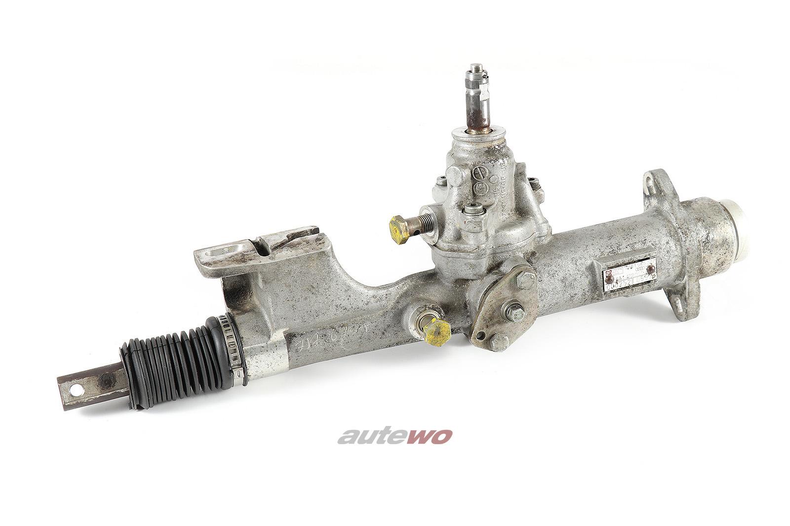 8A1422065L 8G1422065A Audi 80 Typ 89 Cabrio 4 Zylinder ABK/ADR Lenkgetriebe