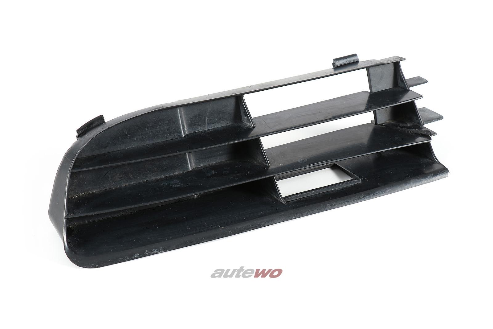 811853667D Audi 90/Coupe Typ 81/85 Luftführungsgitter Stoßstange Links